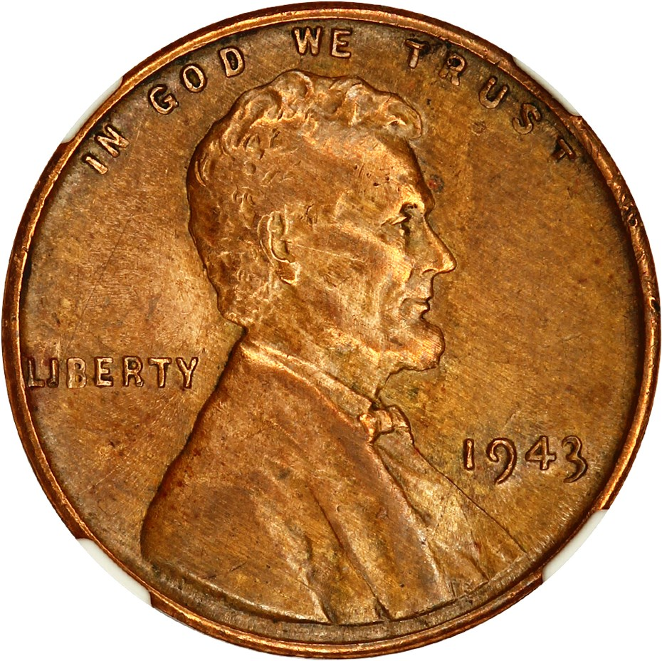 sample image for 1943 Bronze RB
