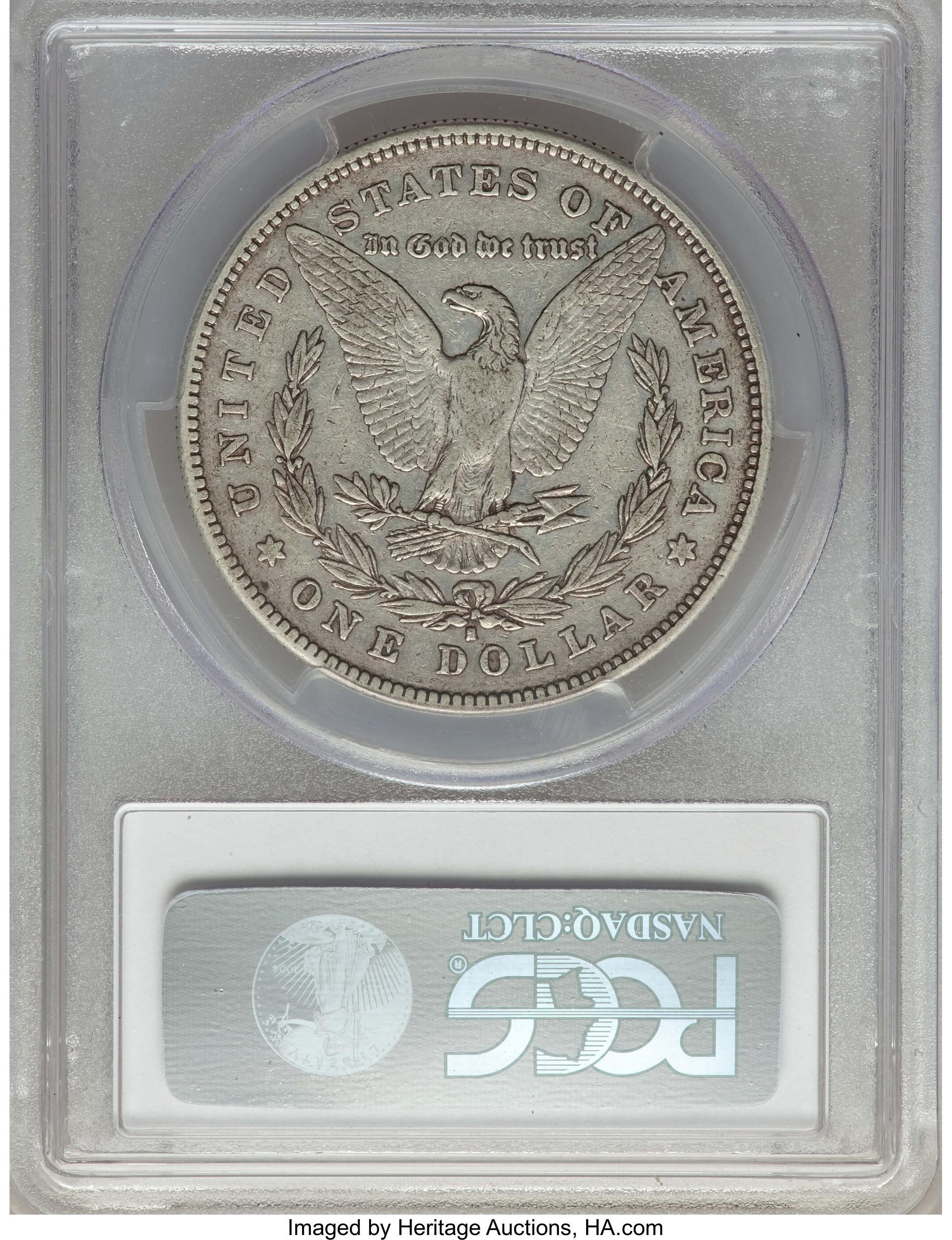 sample image for 1878-S $1  MS VAM-56, Long Arrow Shaft