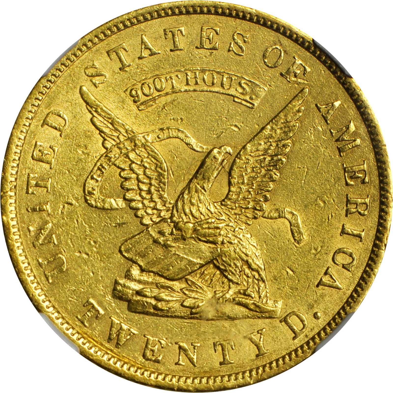 sample image for Assay $20 Proof, 900 THOUS