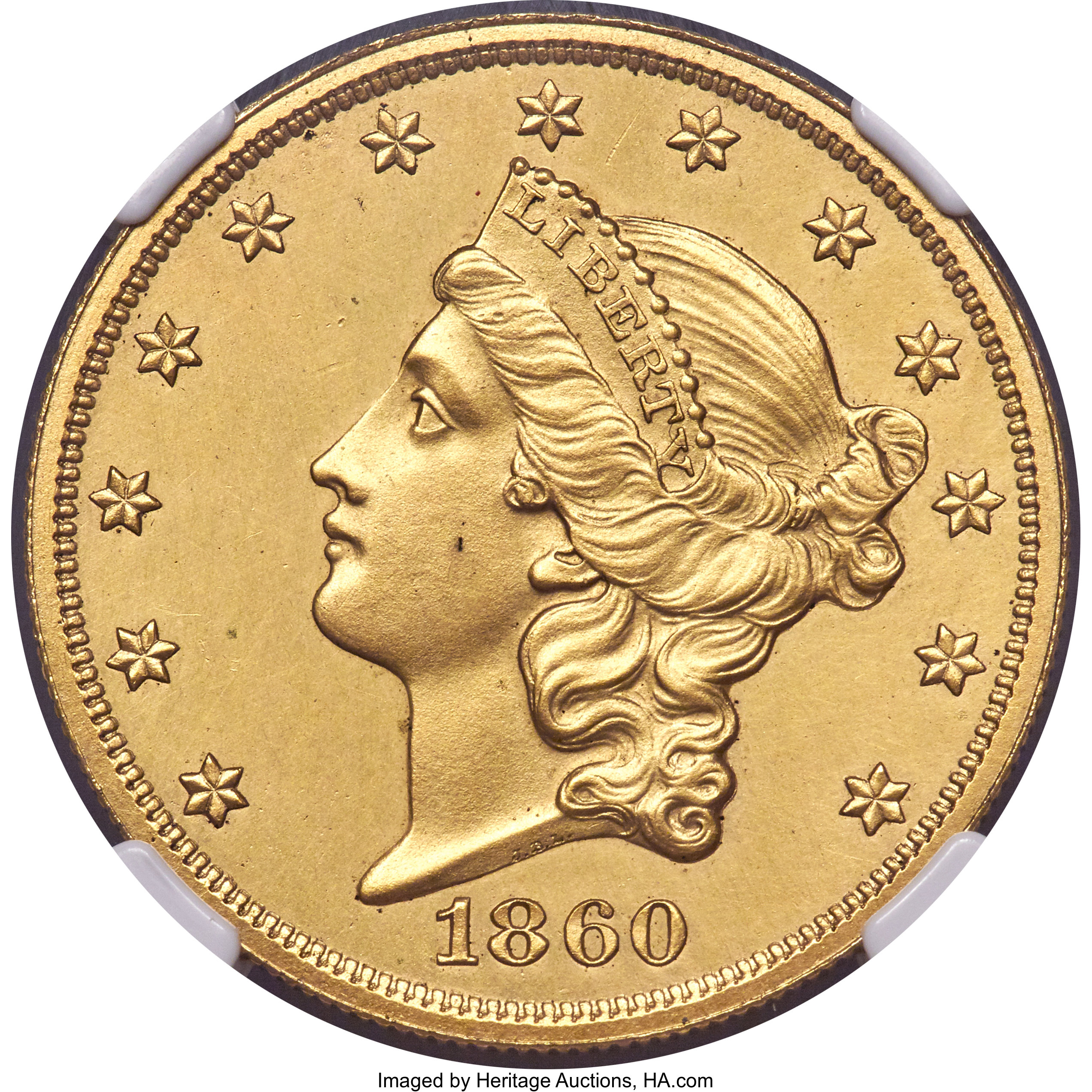 sample image for 1860 J-273 P$20 PR BN