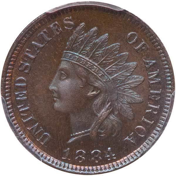 sample image for 1884 1c PR BN