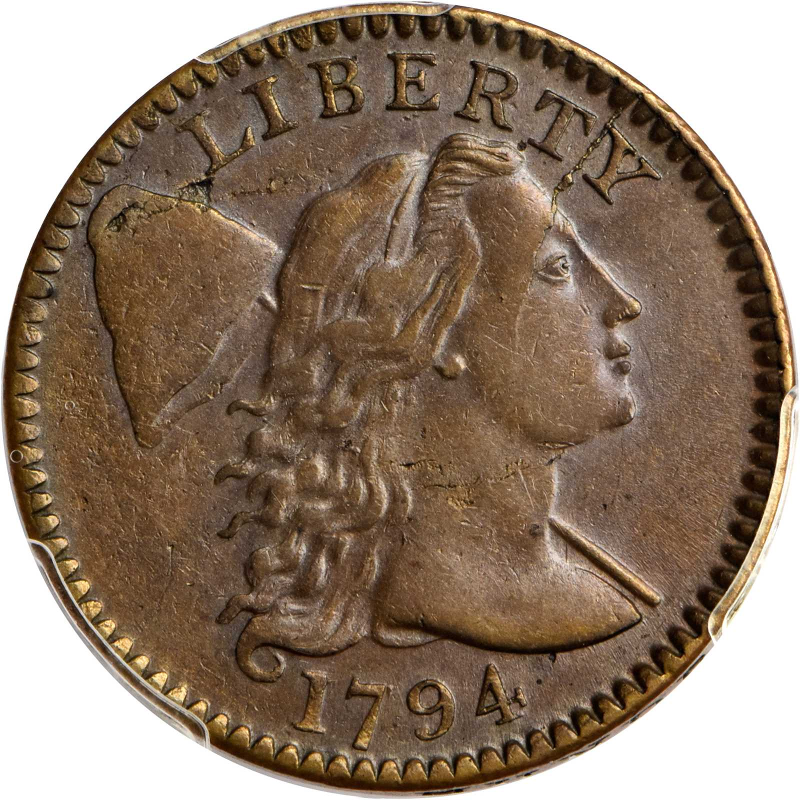 sample image for 1794 Head 1795