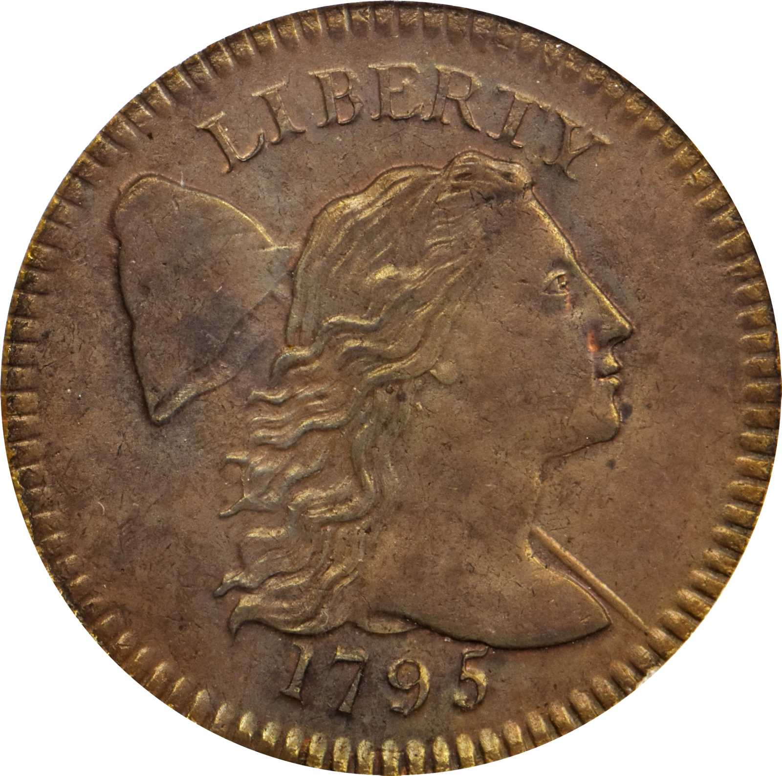 sample image for 1795 Plain Edge