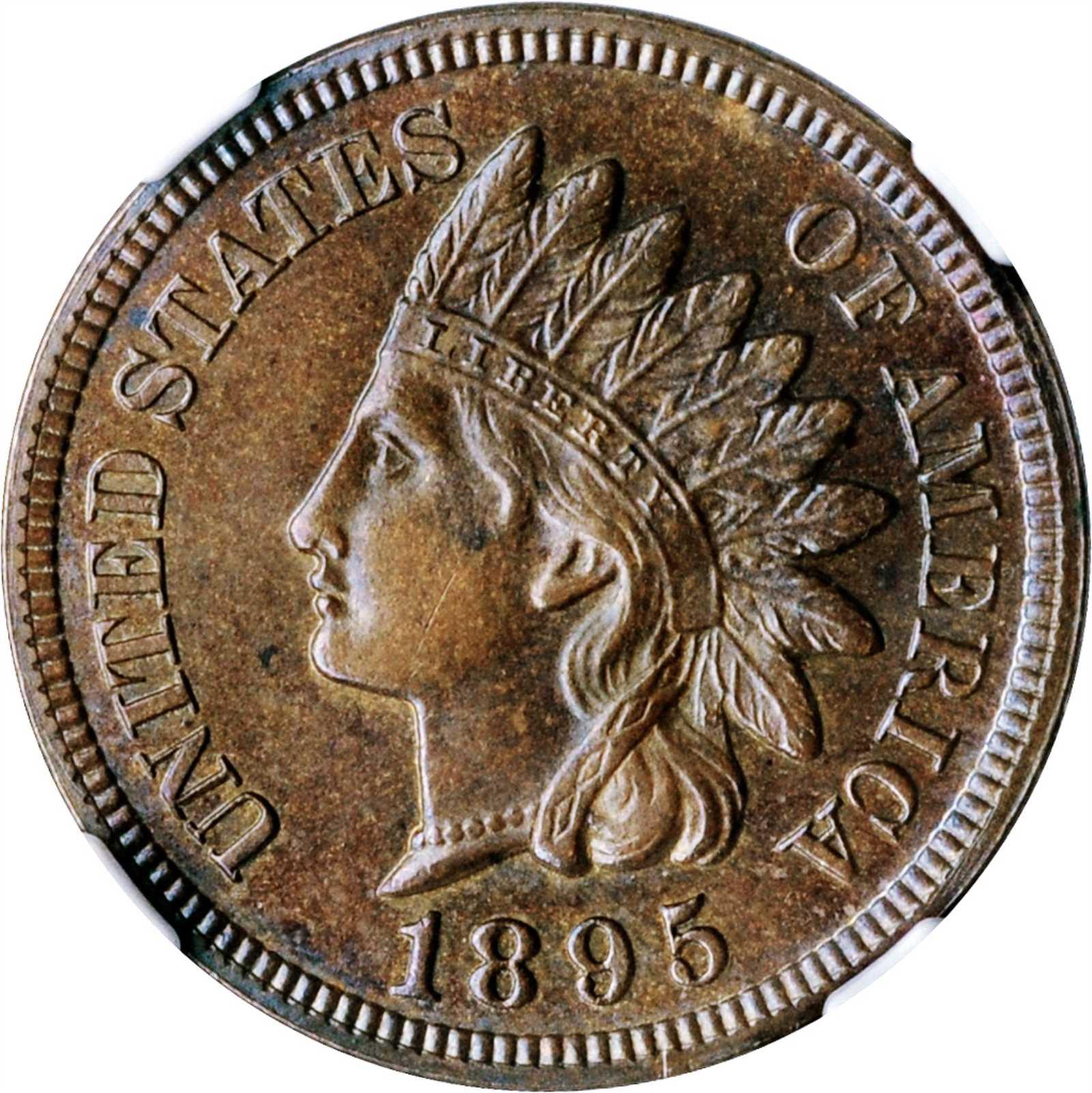 sample image for 1895 1c PR BN