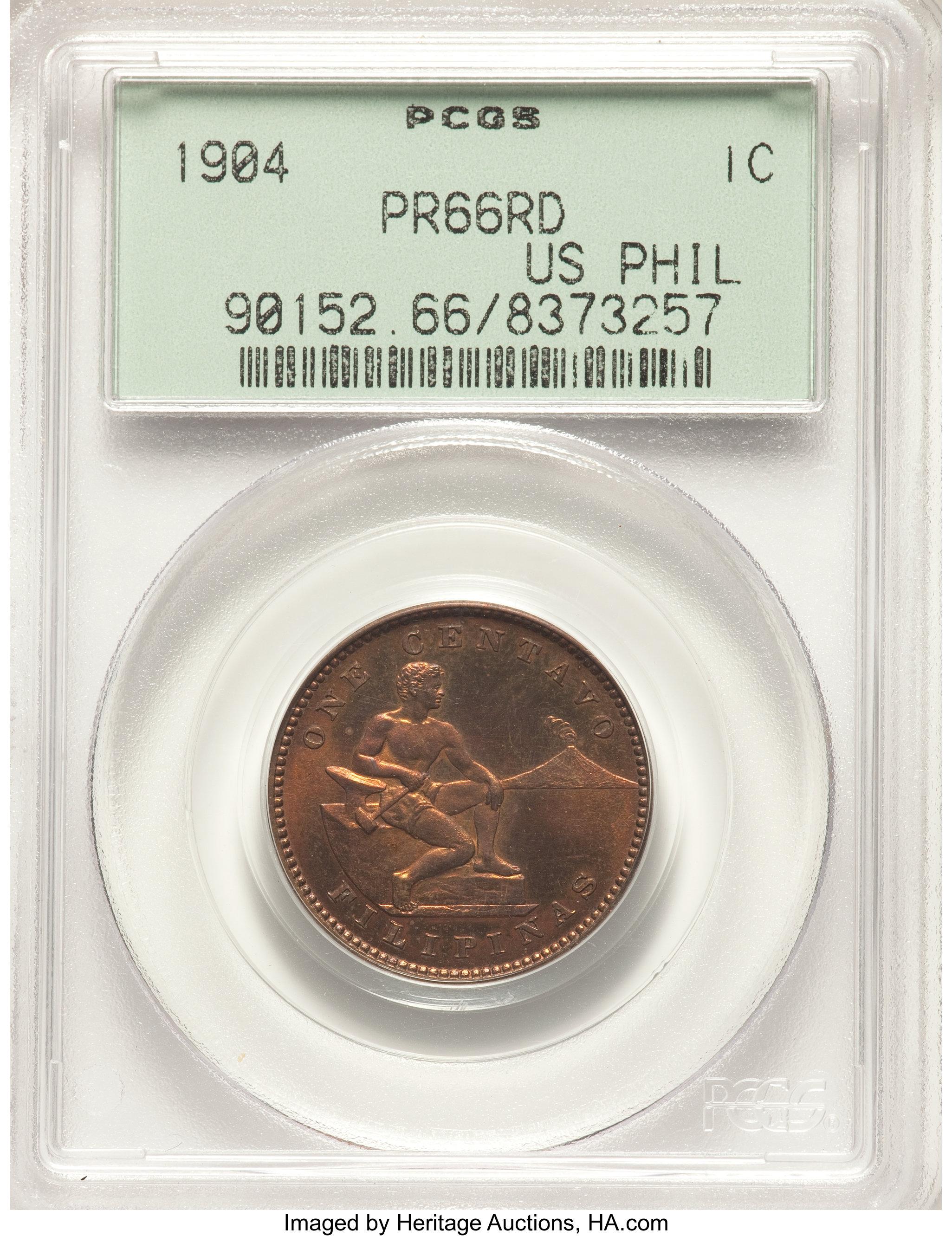 sample image for 1904 1c PR RD