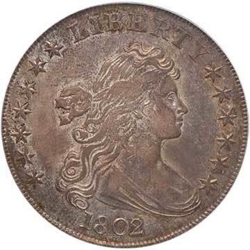sample image for 1802/1 $1  MS Narrow Date