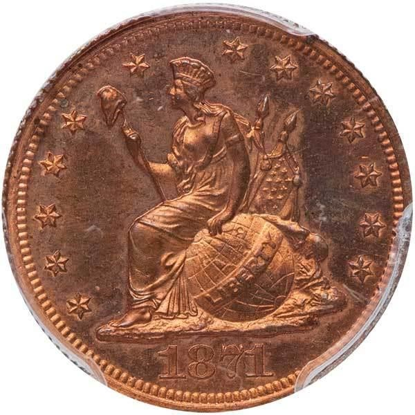 sample image for 1871 P10c (J-1081) PR RD