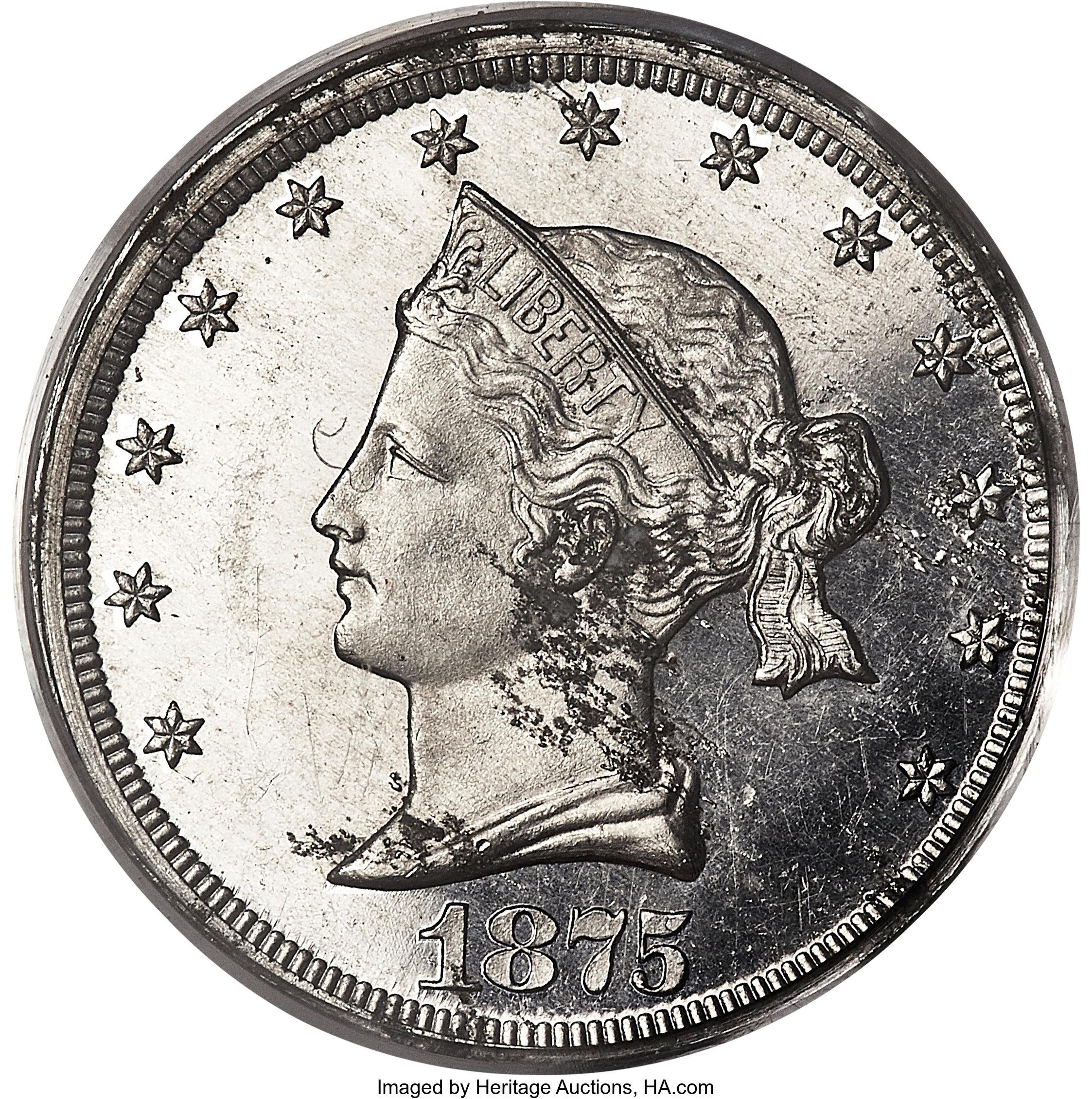 sample image for 1875 P20c (J-1394) PR