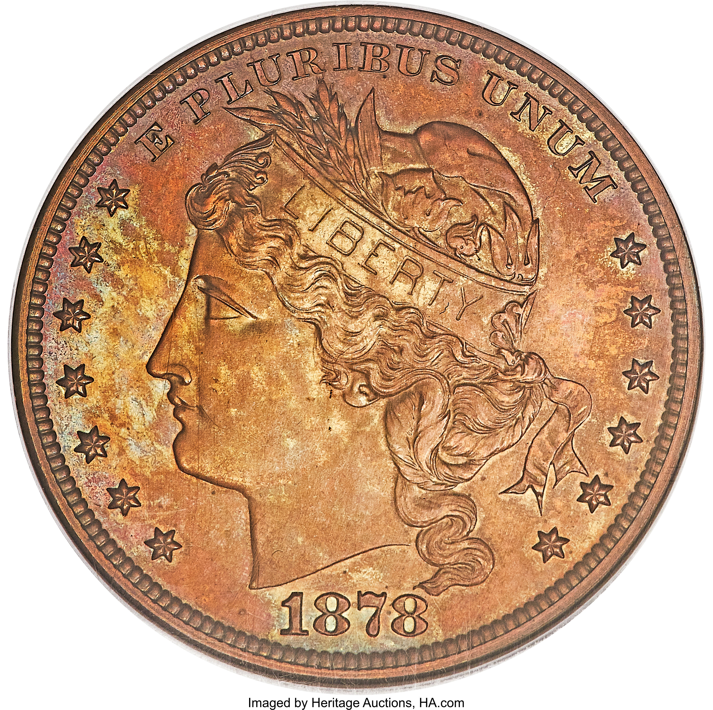 sample image for 1878 J-1559 P$1 PR RB