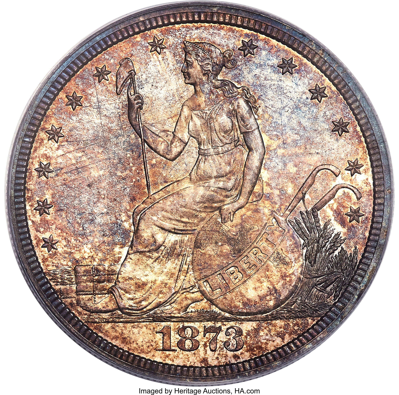 sample image for 1873 PT$1 (J-1300) PR