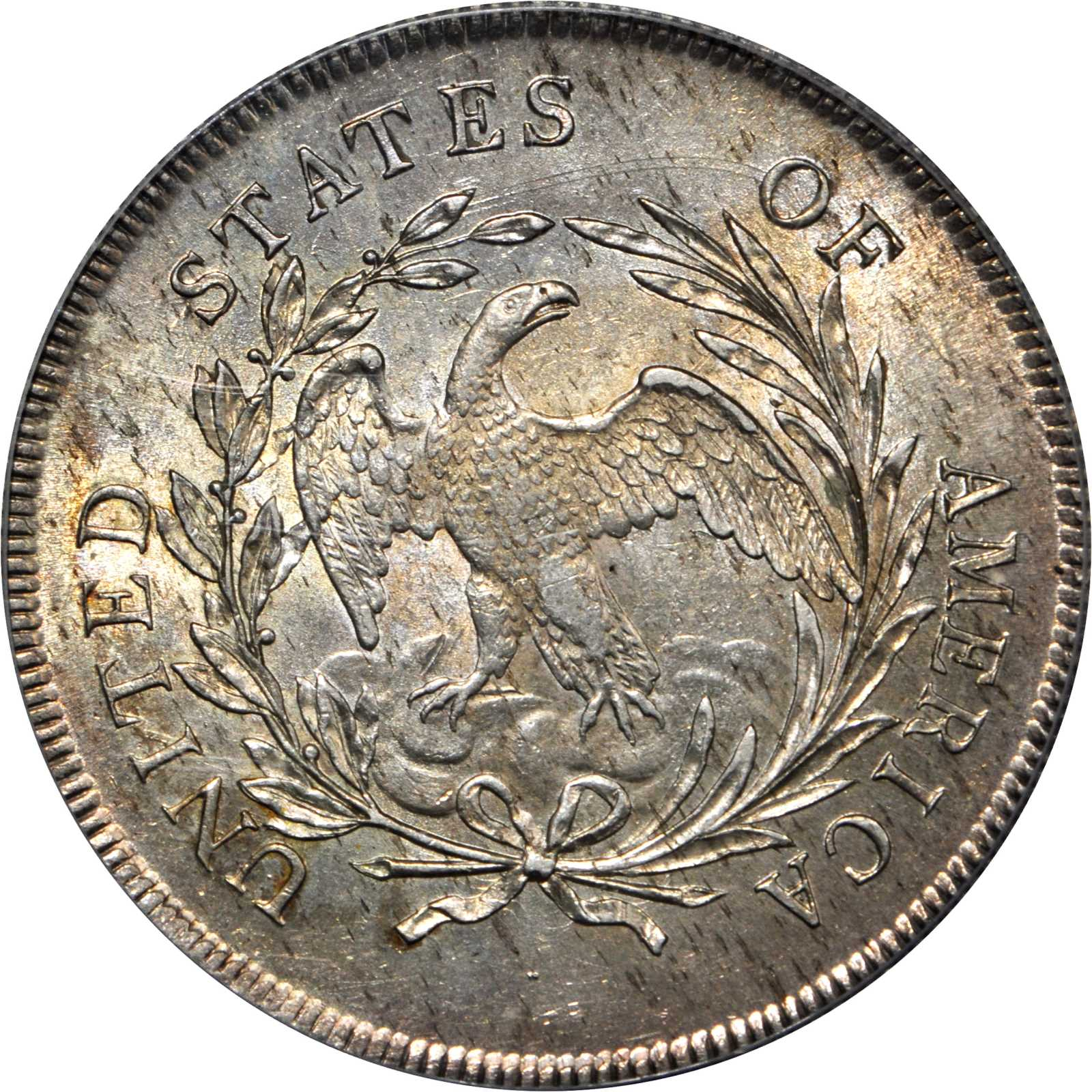 sample image for 1795-1798 Draped Bust $1  MS Small Eagle [Type]