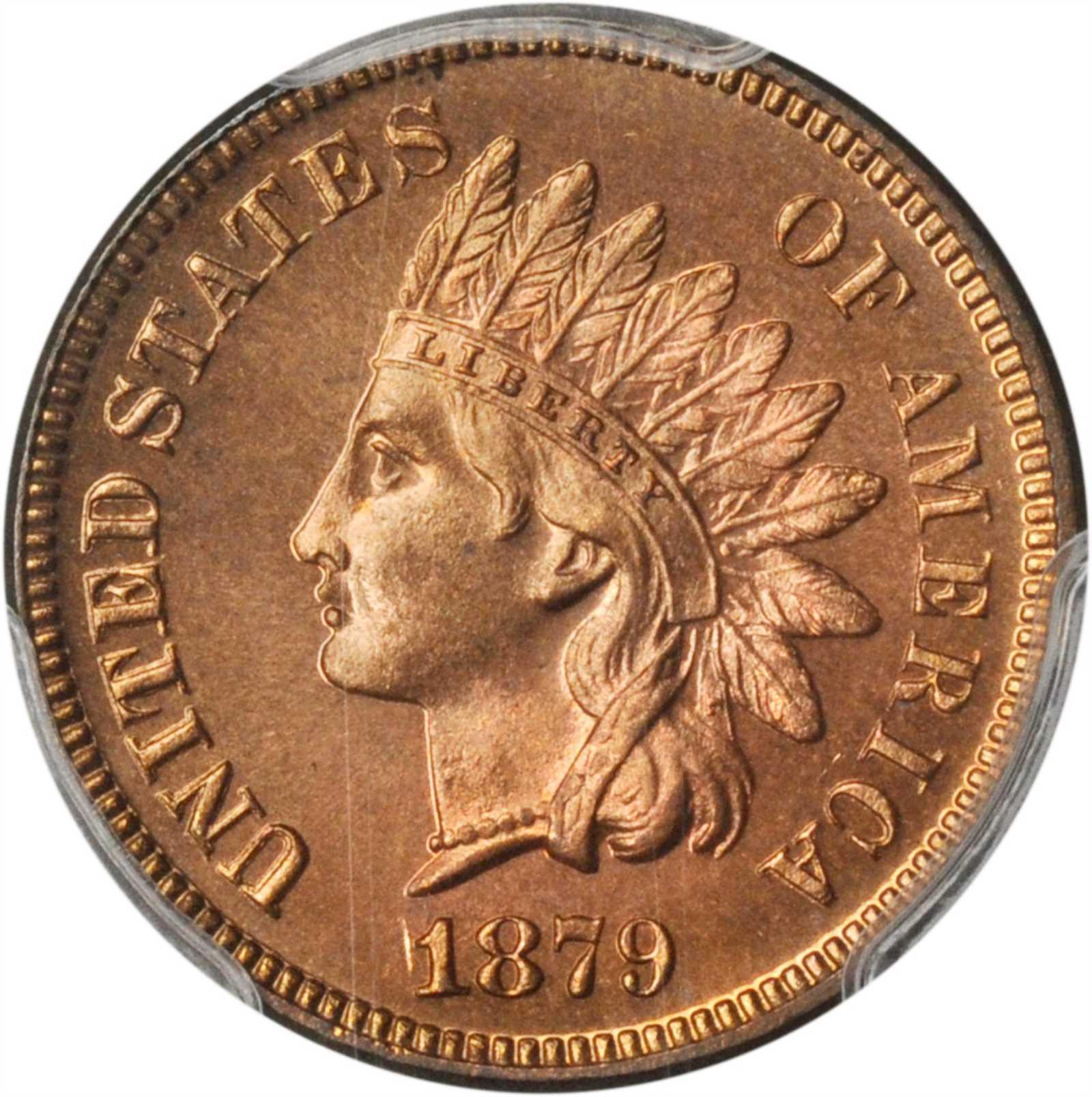 sample image for 1879 1c PR RD