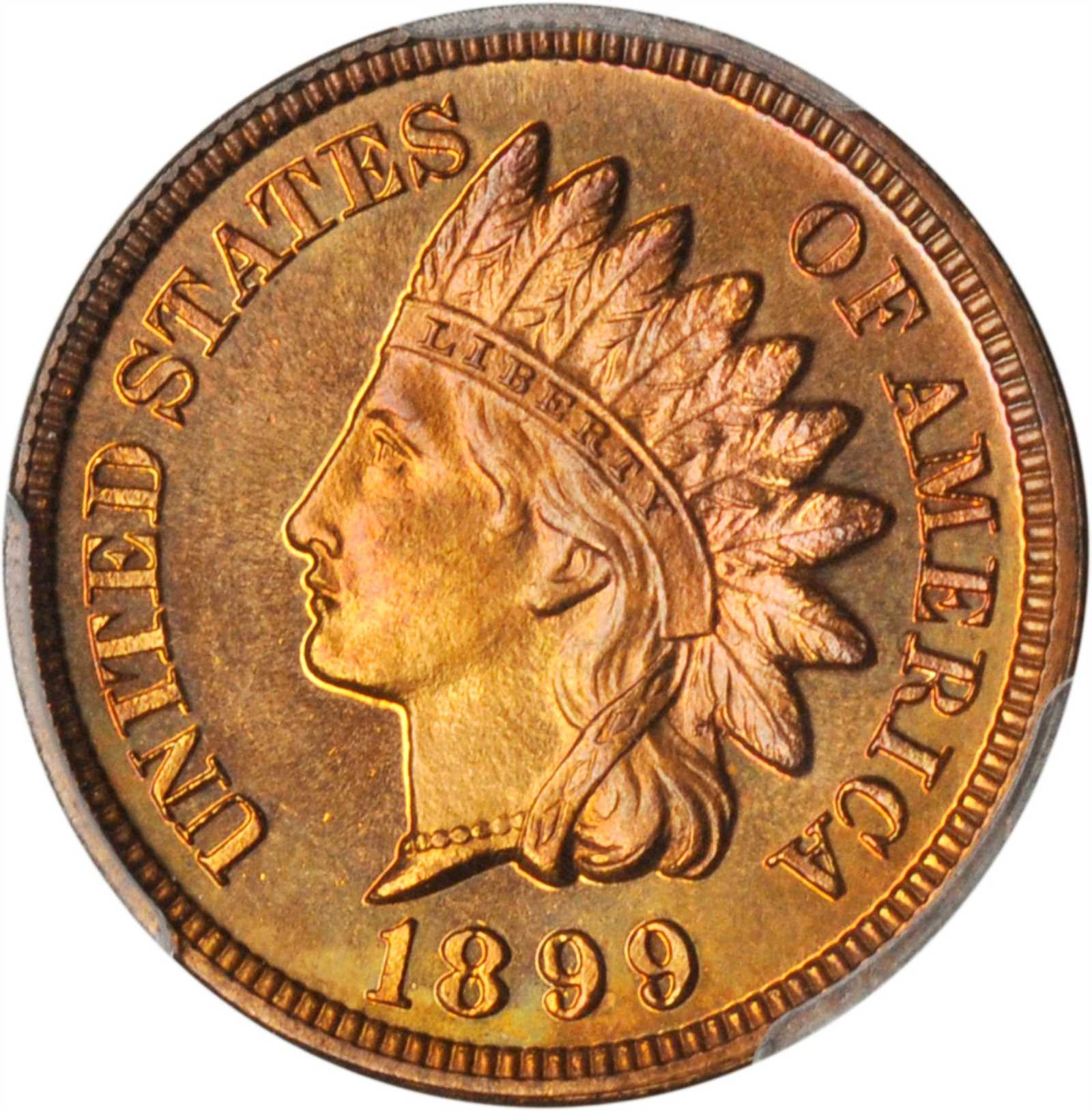 sample image for 1899 1c PR RB