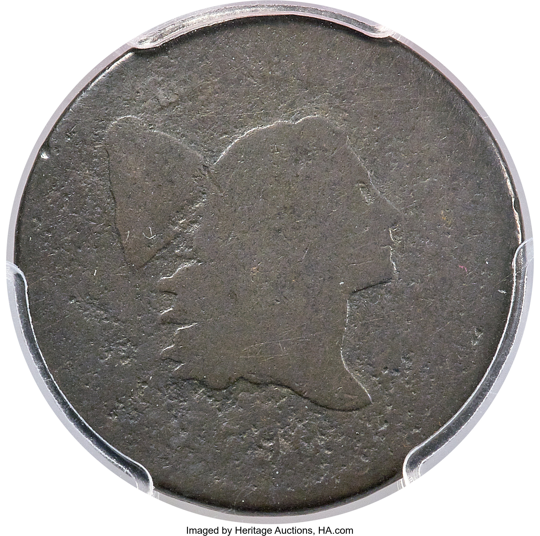 sample image for 1796 No Pole (C-1) R-6