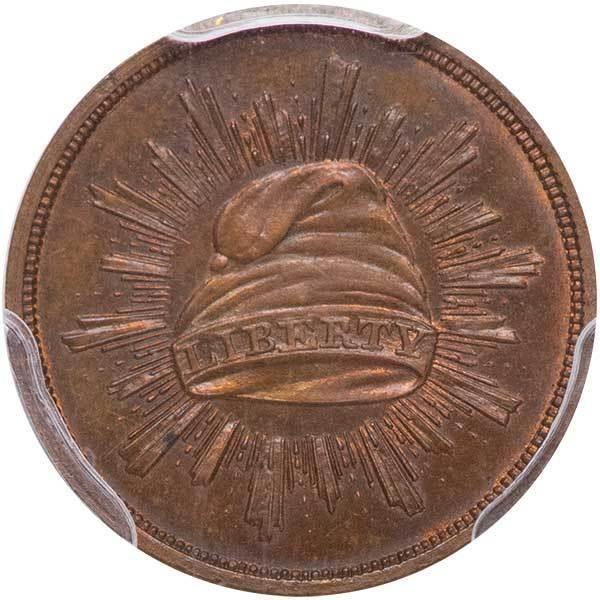 sample image for 1836 J-70 PG$1 PR BN