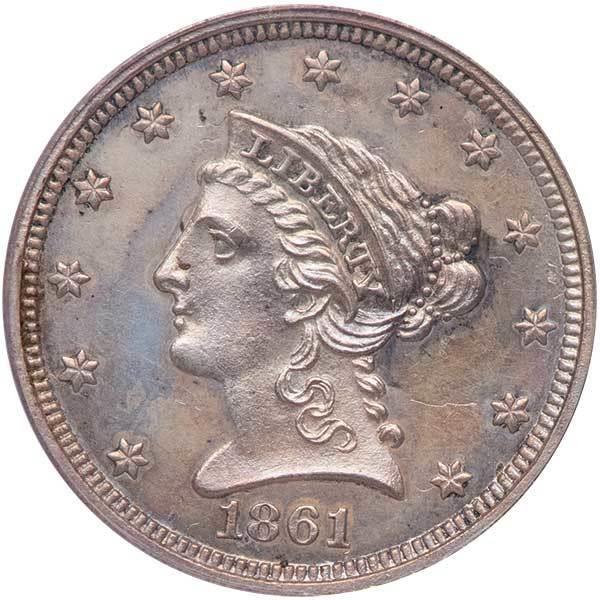 sample image for 1861 J-281 DT$2 PR