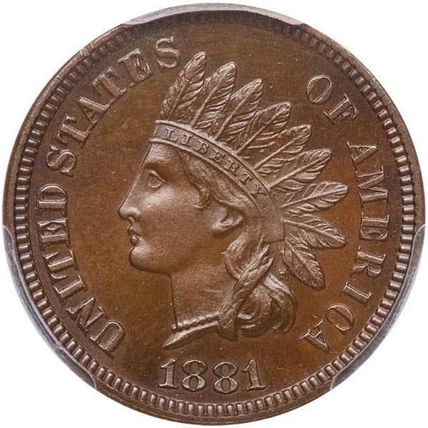 sample image for 1881 1c PR BN