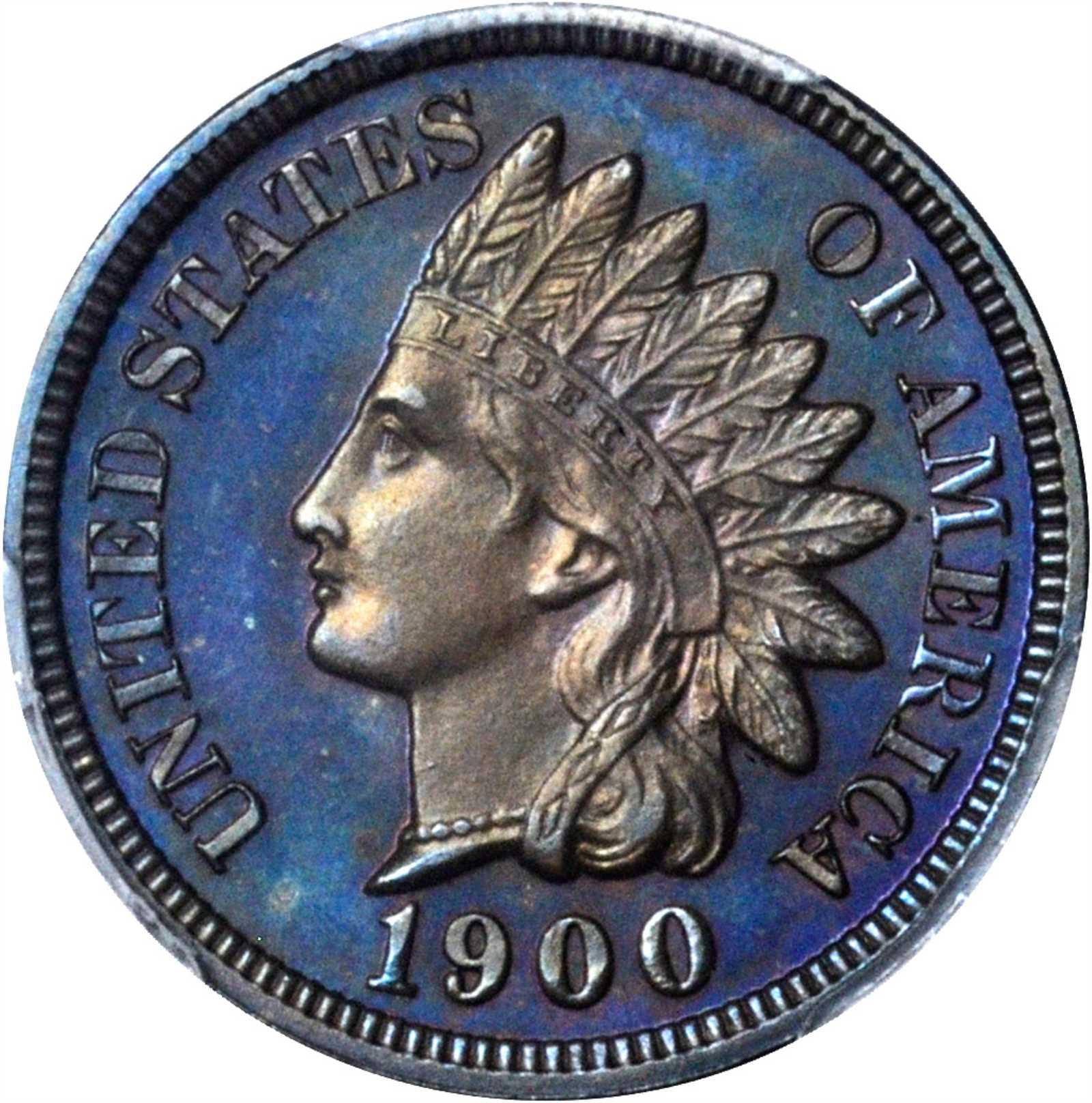 sample image for 1900 1c PR BN