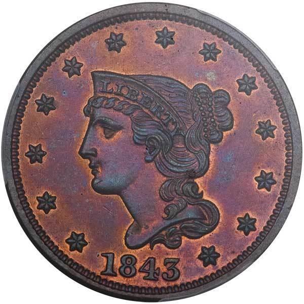 sample image for 1843 Petite Head, SL RB