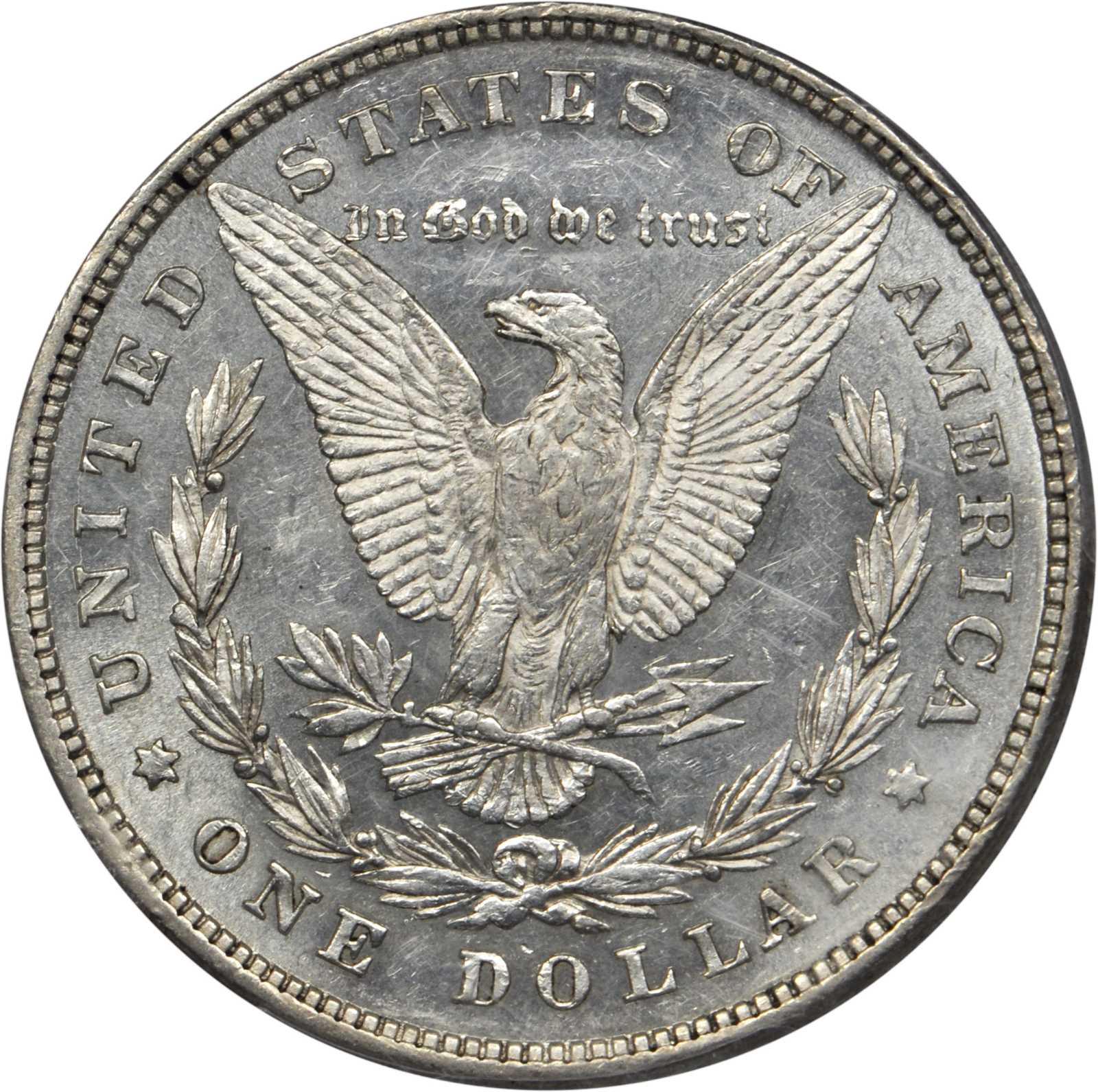 sample image for 1878 8TF $1  MS VAM-9, 1st Die Pair