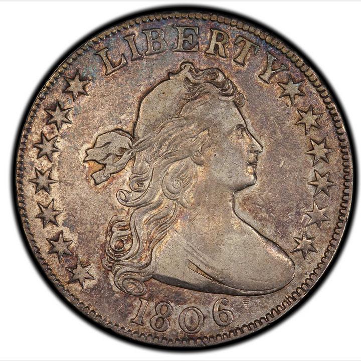 sample image for 1806 50c MS Knob 6, No Stems