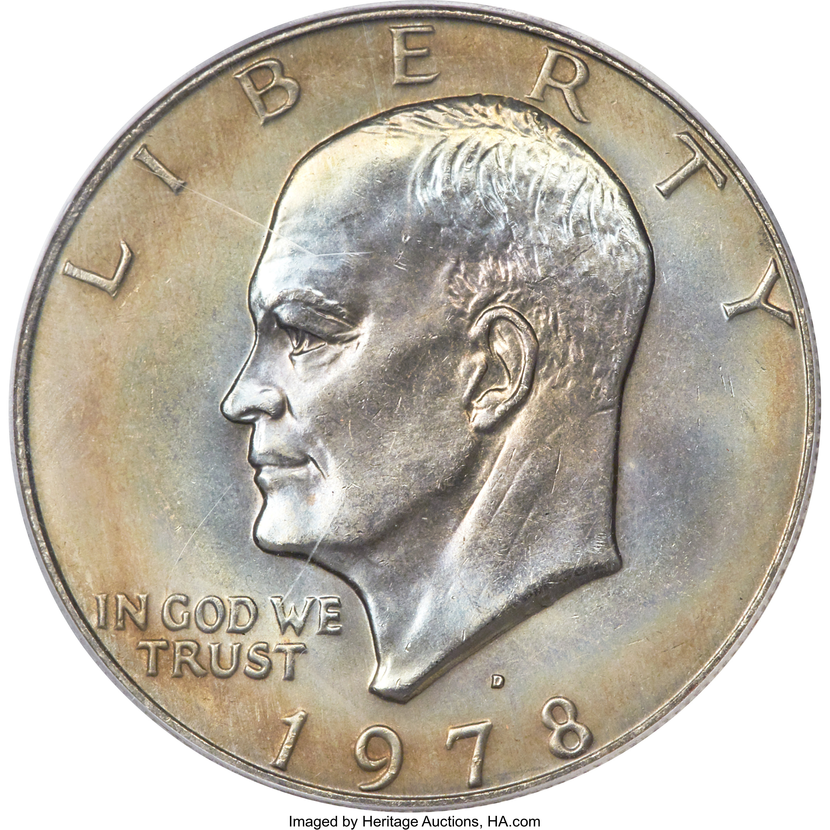 sample image for 1978-D $1  MS