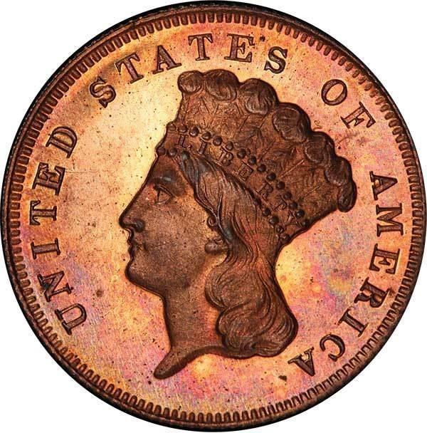 sample image for 1871 P$3 (J-1167) PR RB