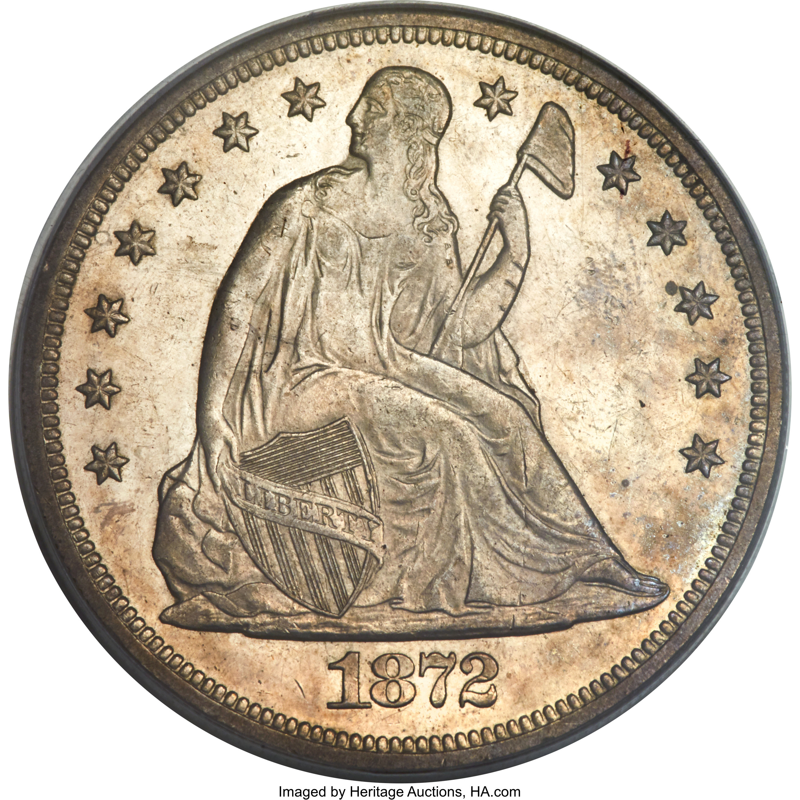 sample image for 1872-CC $1  MS