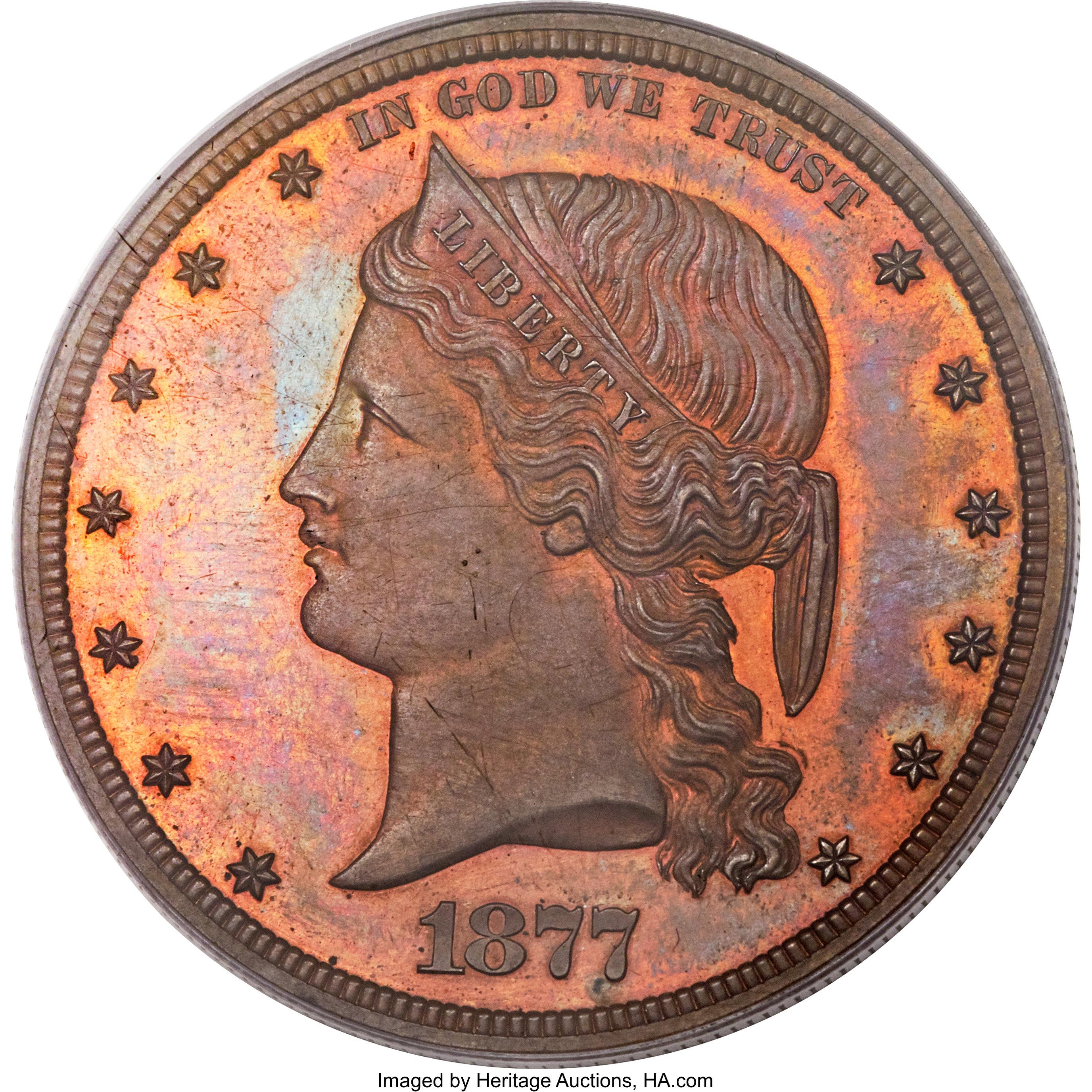 sample image for 1877 J-1544 P$1 PR RB