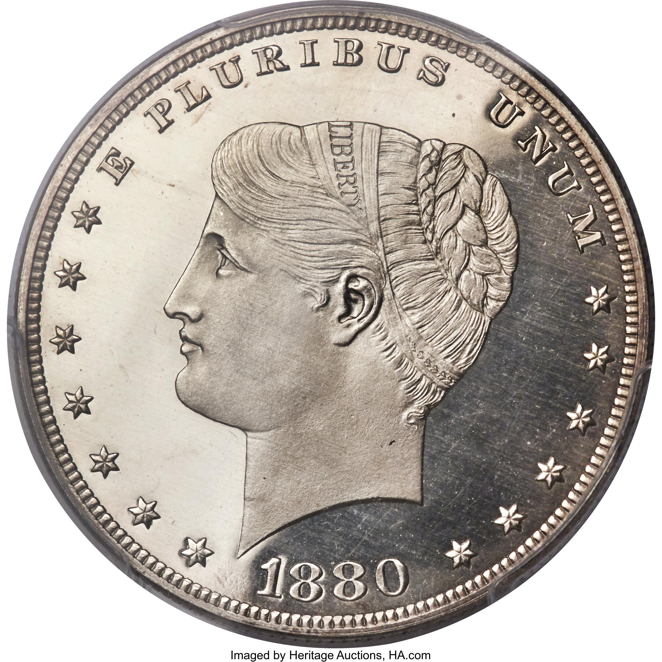 sample image for 1880 J-1654 P$1 PR