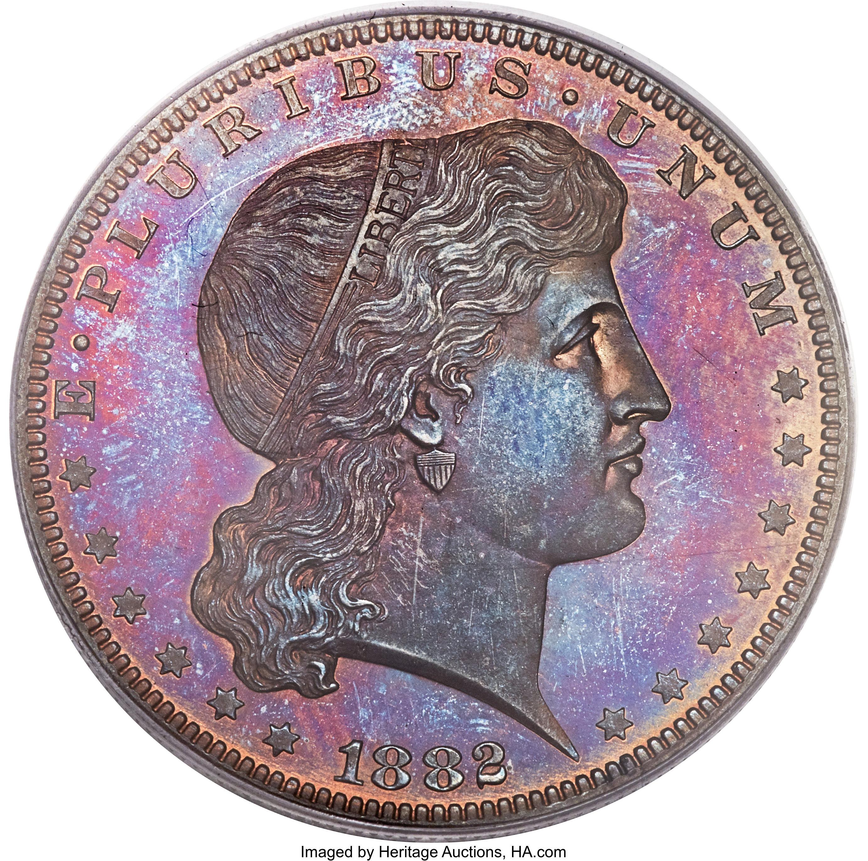 sample image for 1882 J-1703 P$1 PR RB