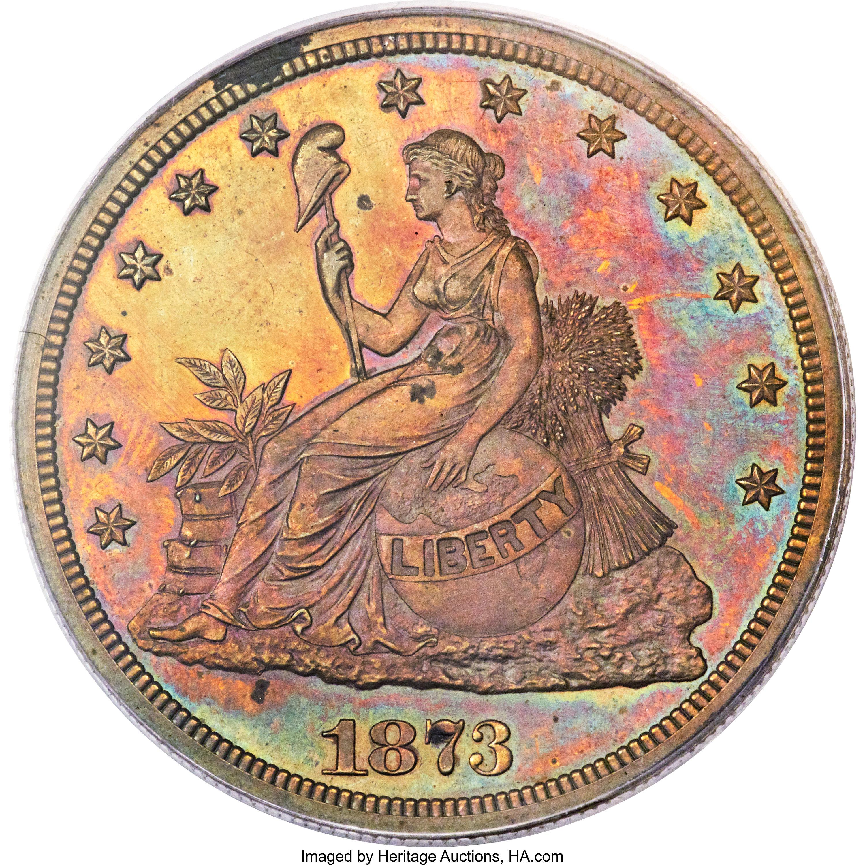 sample image for 1873 PT$1 (J-1317) PR RB