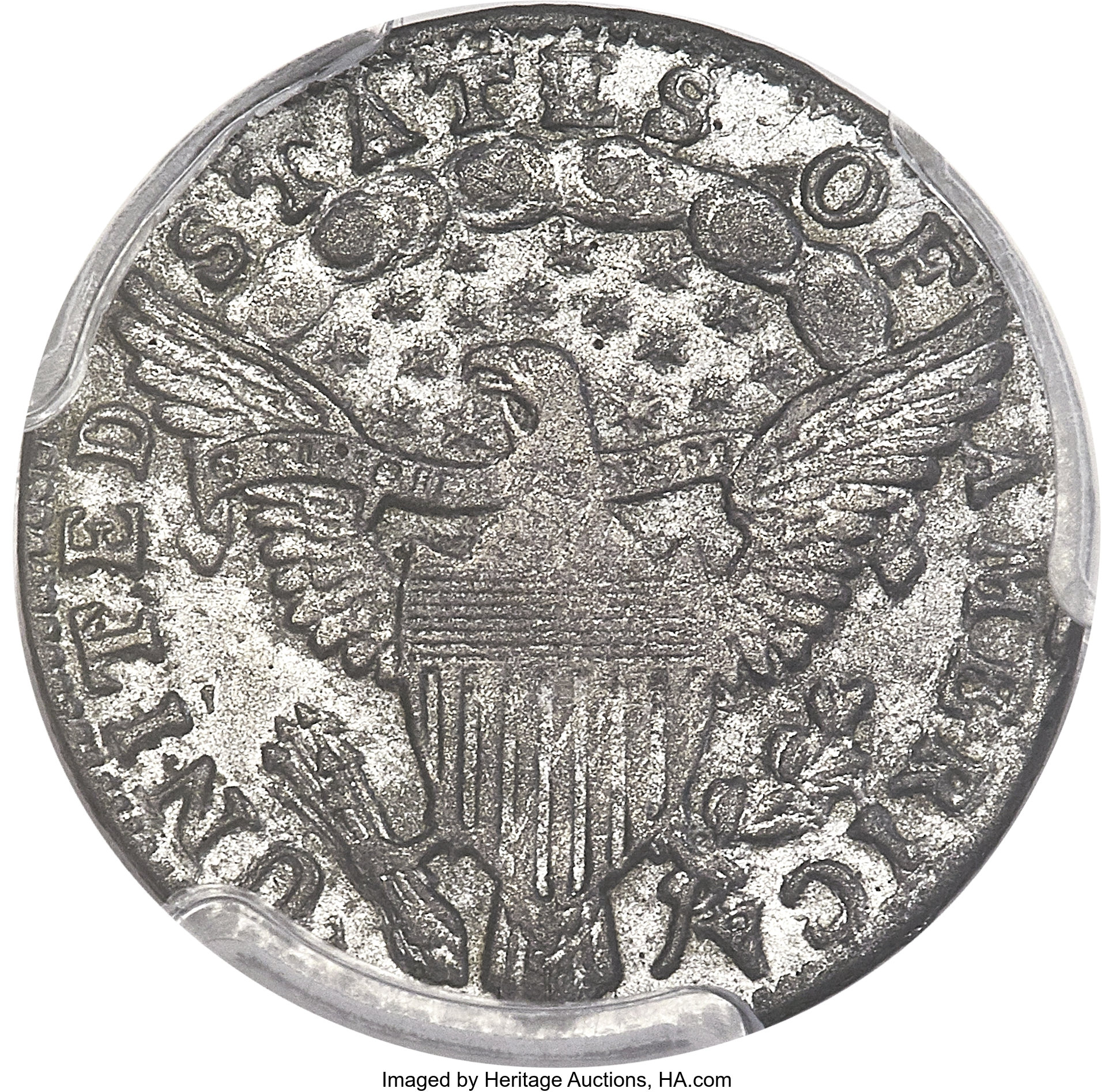 sample image for 1795 J-23 DT$5 MS BN