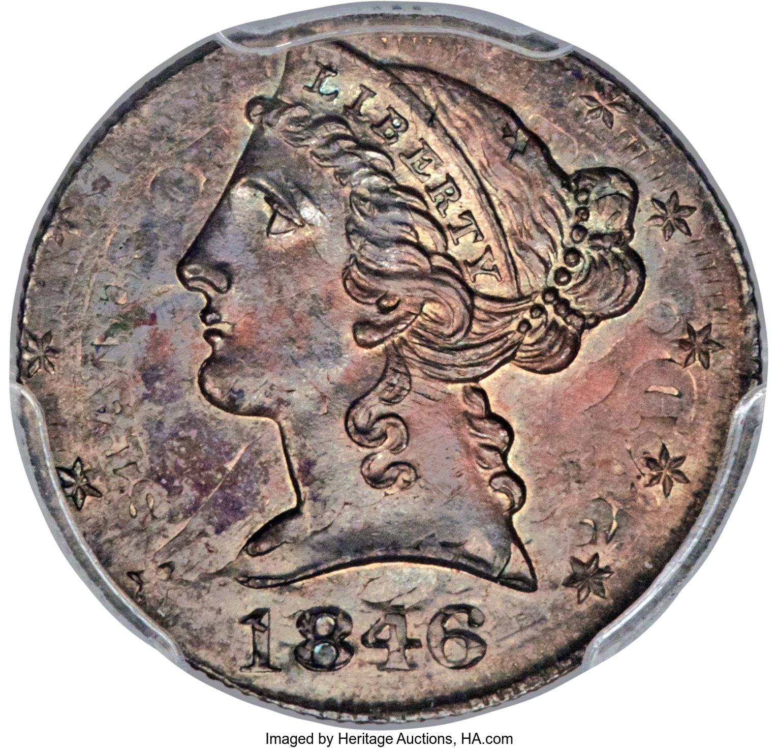 sample image for 1846 J-110A DT$21 PR BN