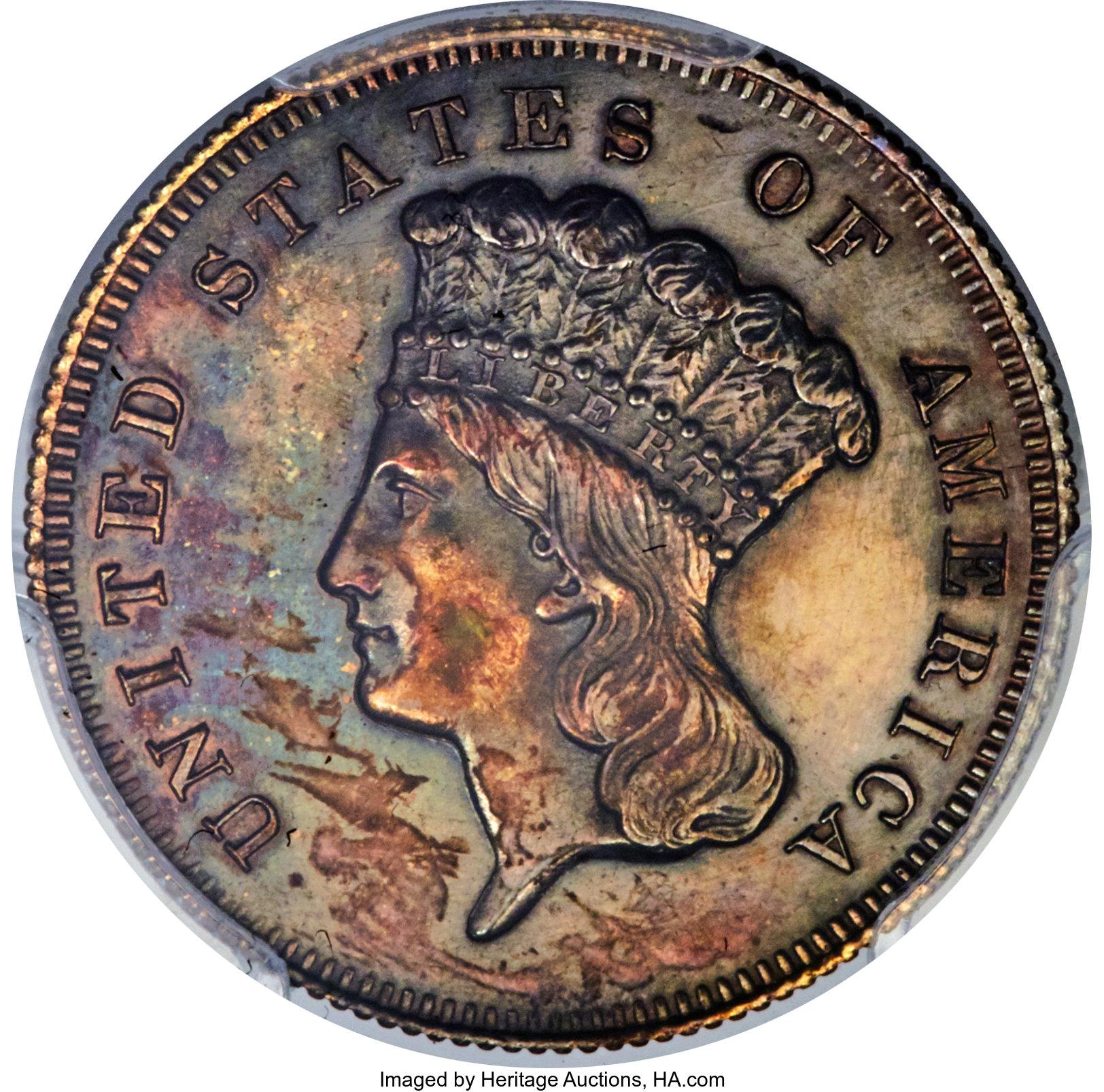 sample image for 1873 P$3 (J-1335) PR BN