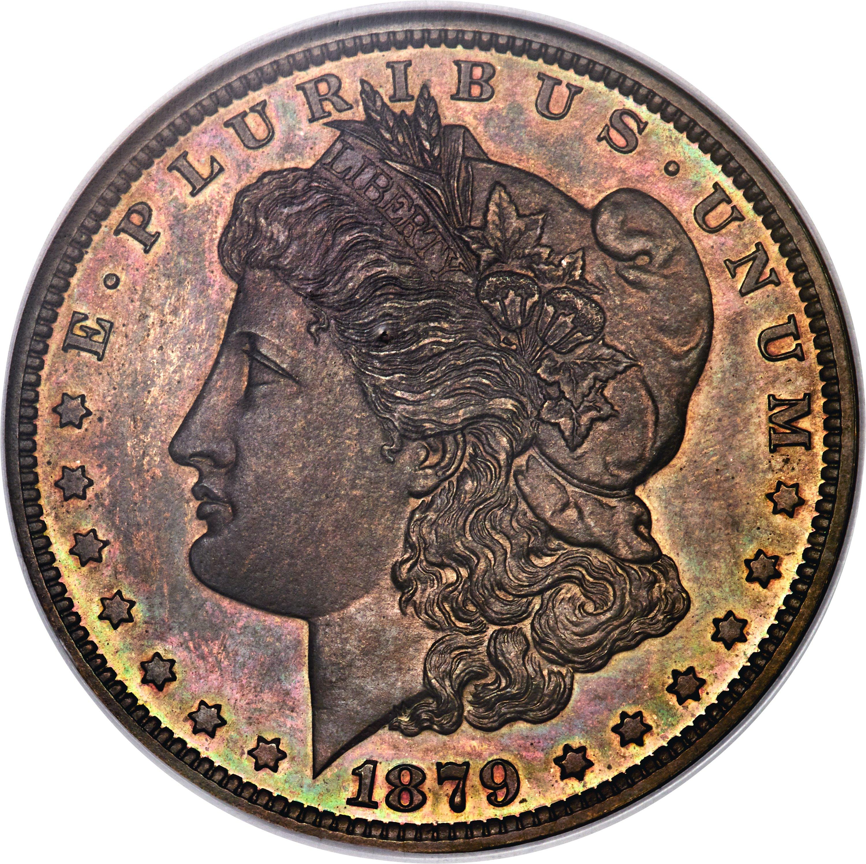 sample image for 1879 J-1612 P$1 PR BN