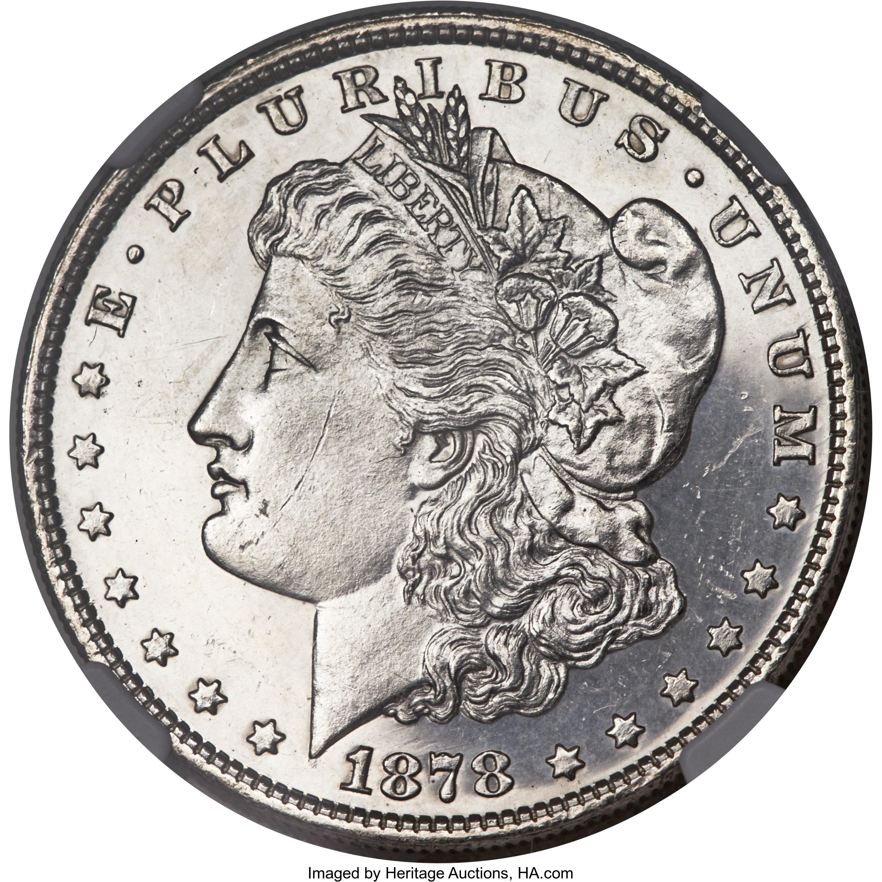 sample image for 1878 8TF $1  MS VAM-14.11, Wild Eye