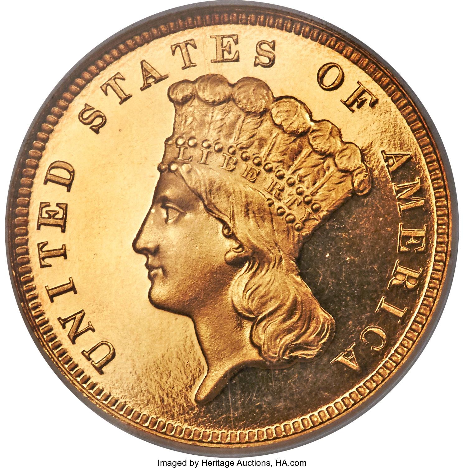 sample image for 1883 $3  PR DCAM