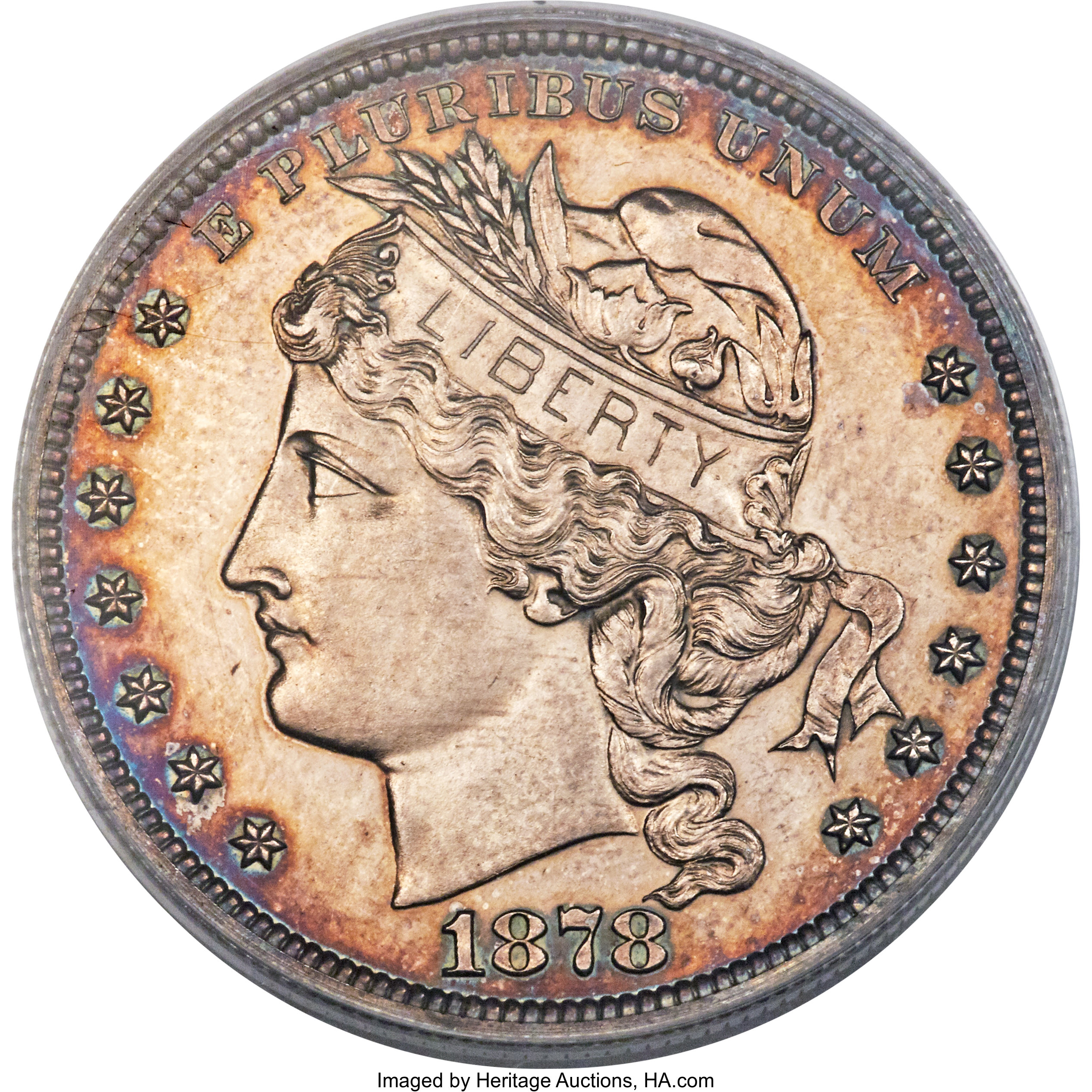 sample image for 1878 J-1557 P$1 PR