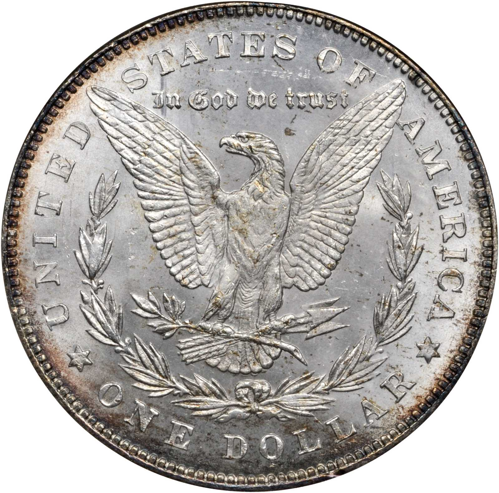 sample image for 1878 7/8TF Weak $1  MS VAM-34, 7/4