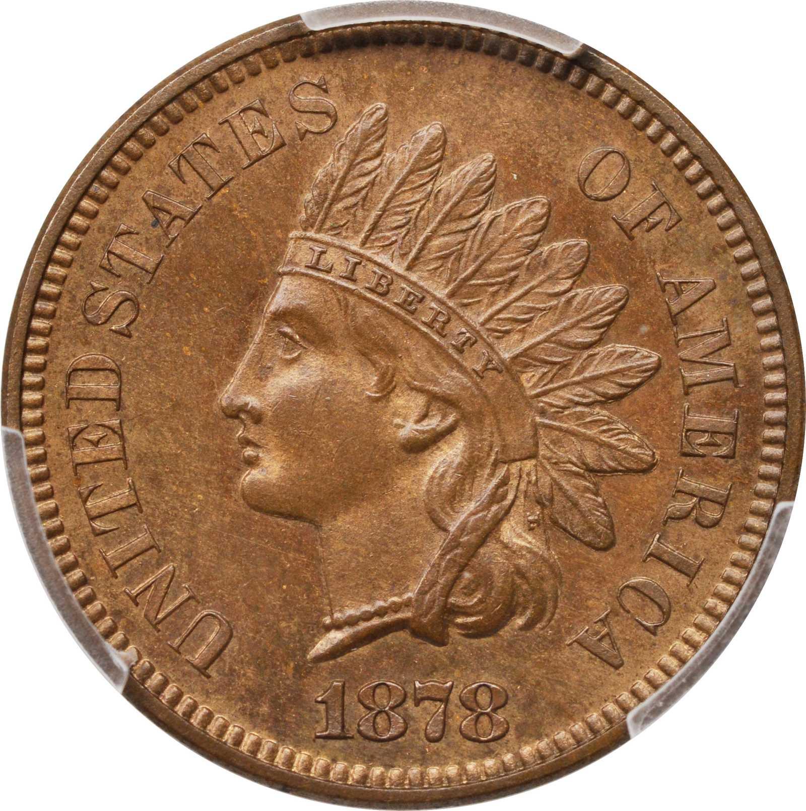 sample image for 1878 1c PR BN