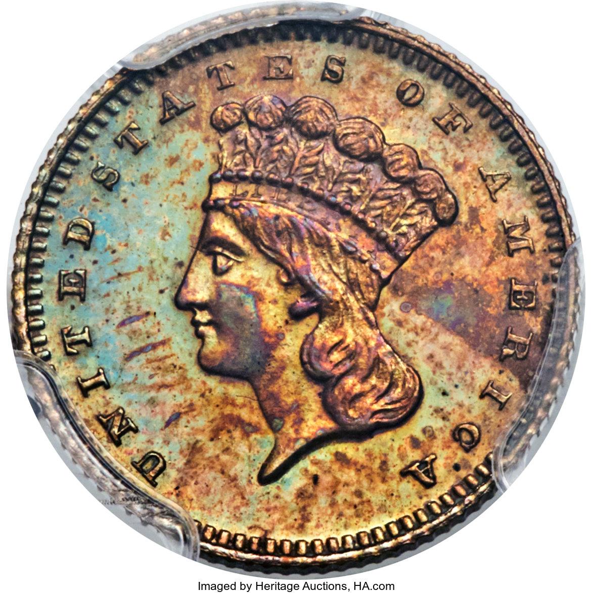 sample image for 1874 G$1 (J-1365) PR BN
