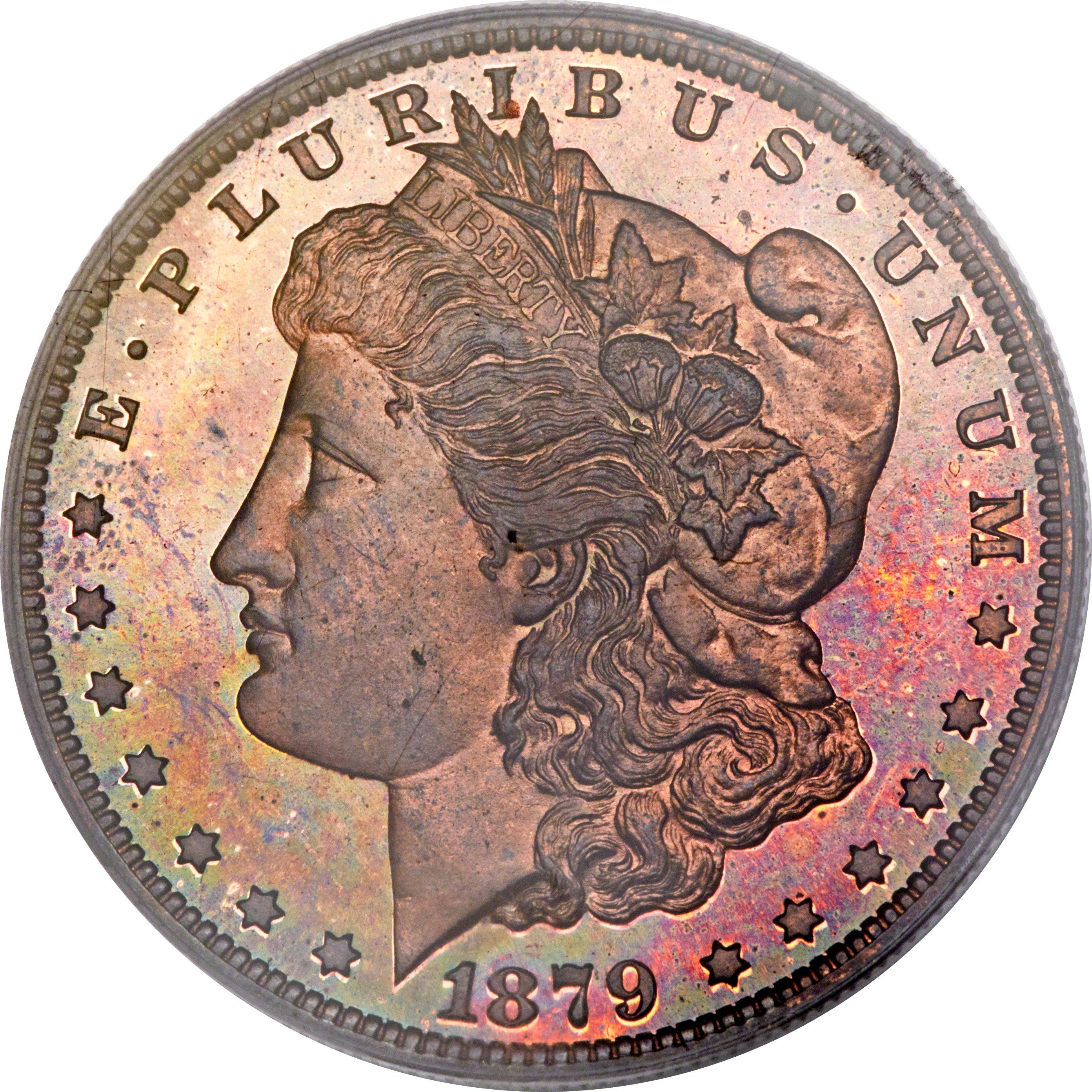 sample image for 1879 J-1614 P$1 PR RB
