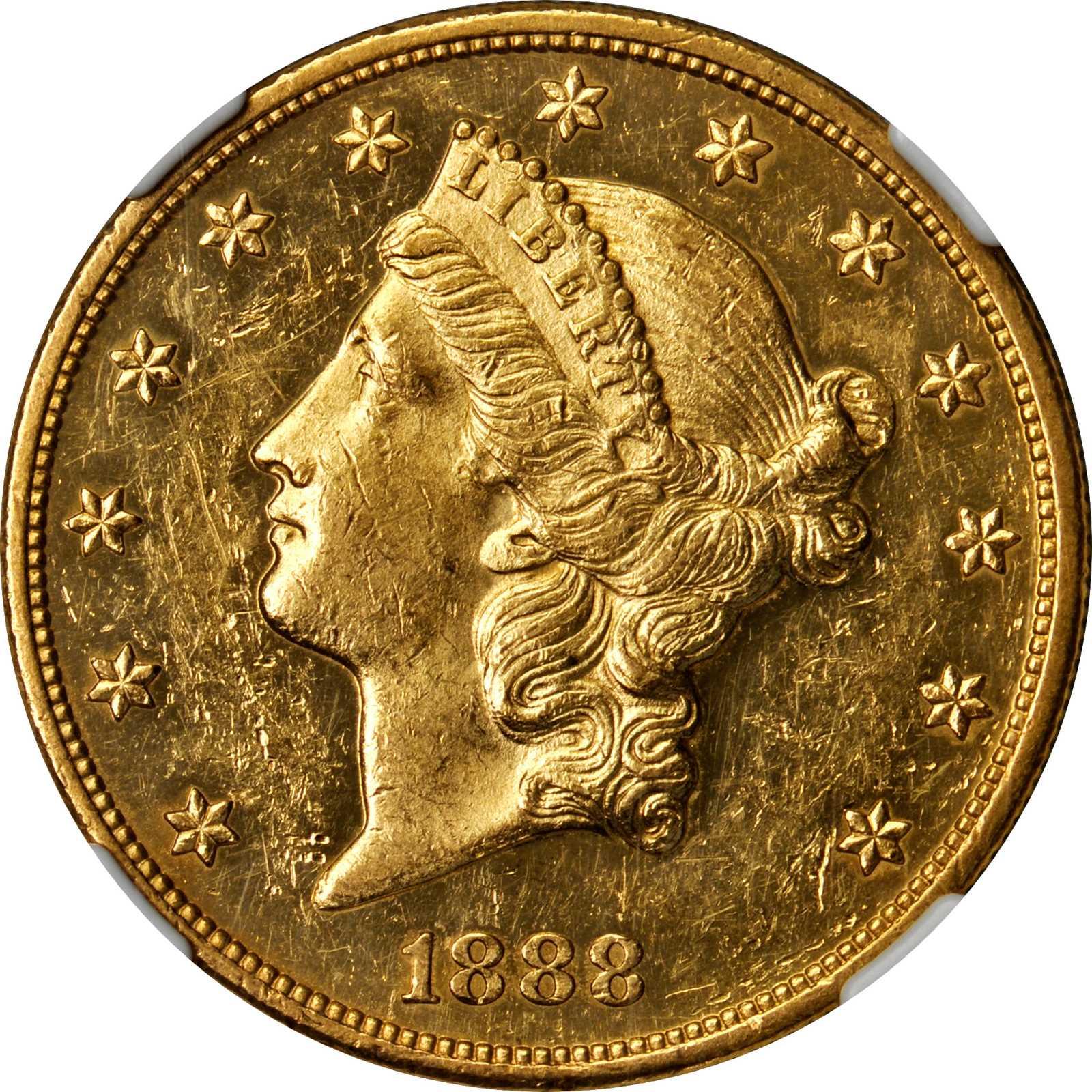 sample image for 1888 $20  PR CAM