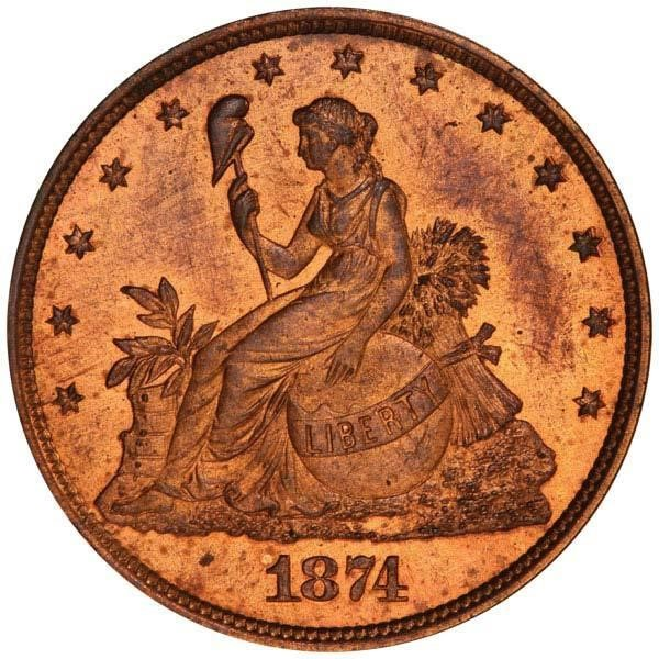 sample image for 1874 P20c (J-1355) PR RB