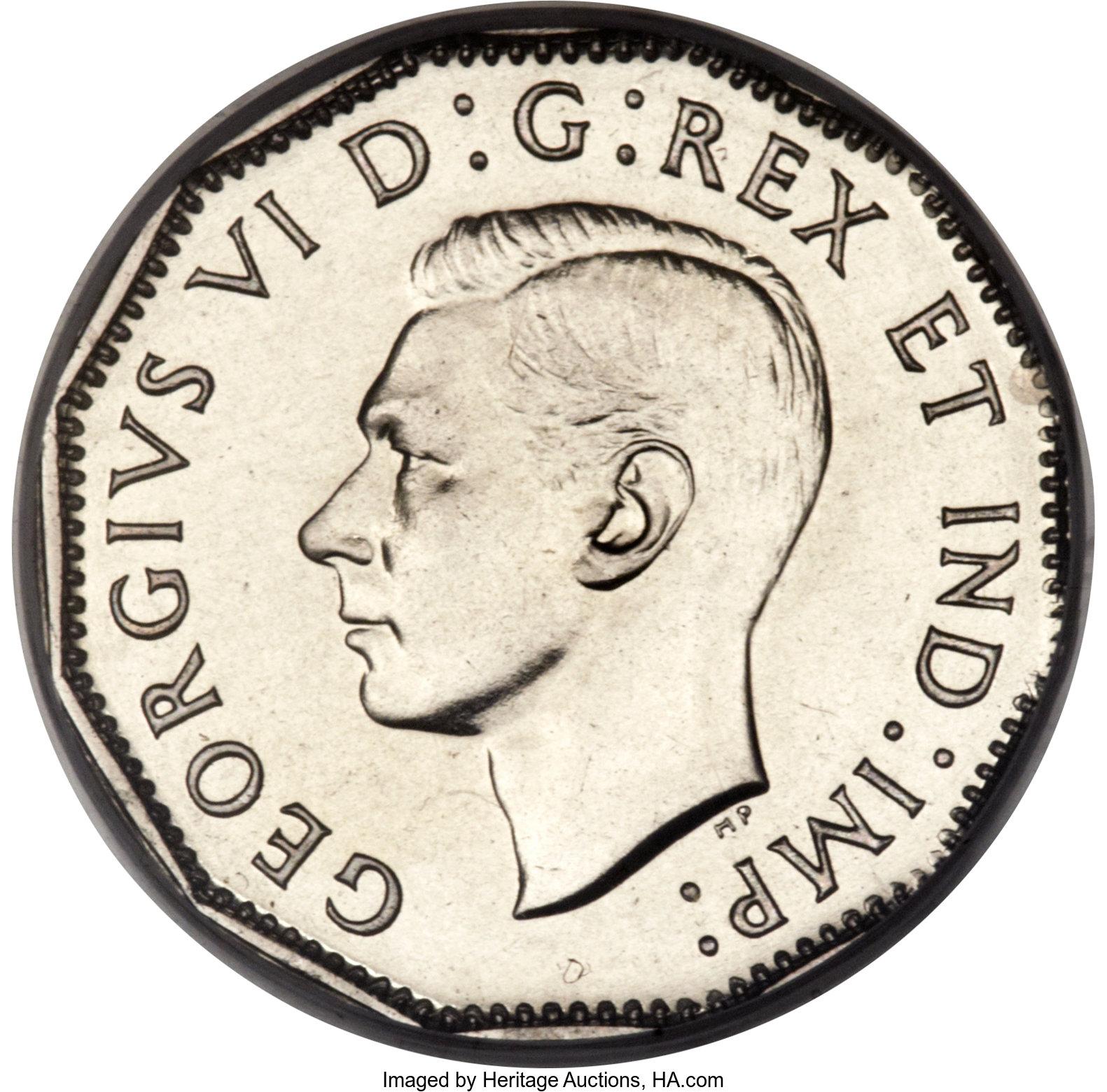 sample image for 1947 Maple Leaf           5C     SP
