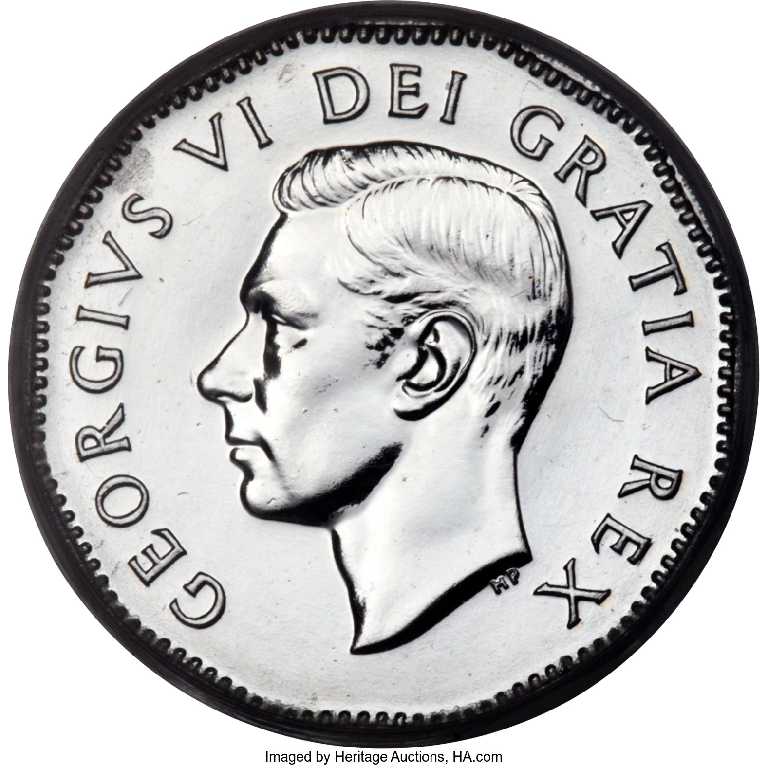 sample image for 1951 Hi Relief            5C     SP