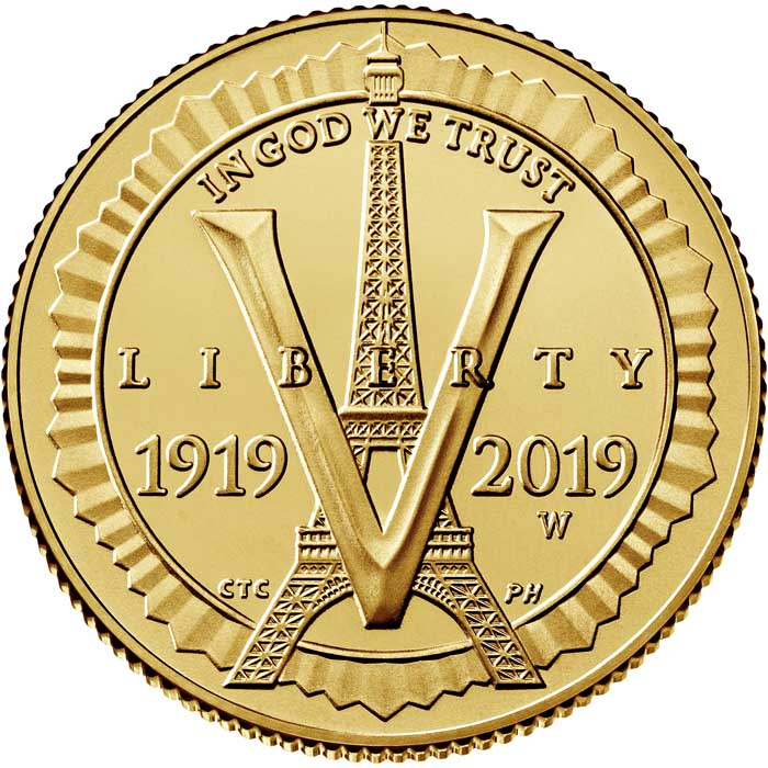 sample image for 2019-W American Legion $5  MS