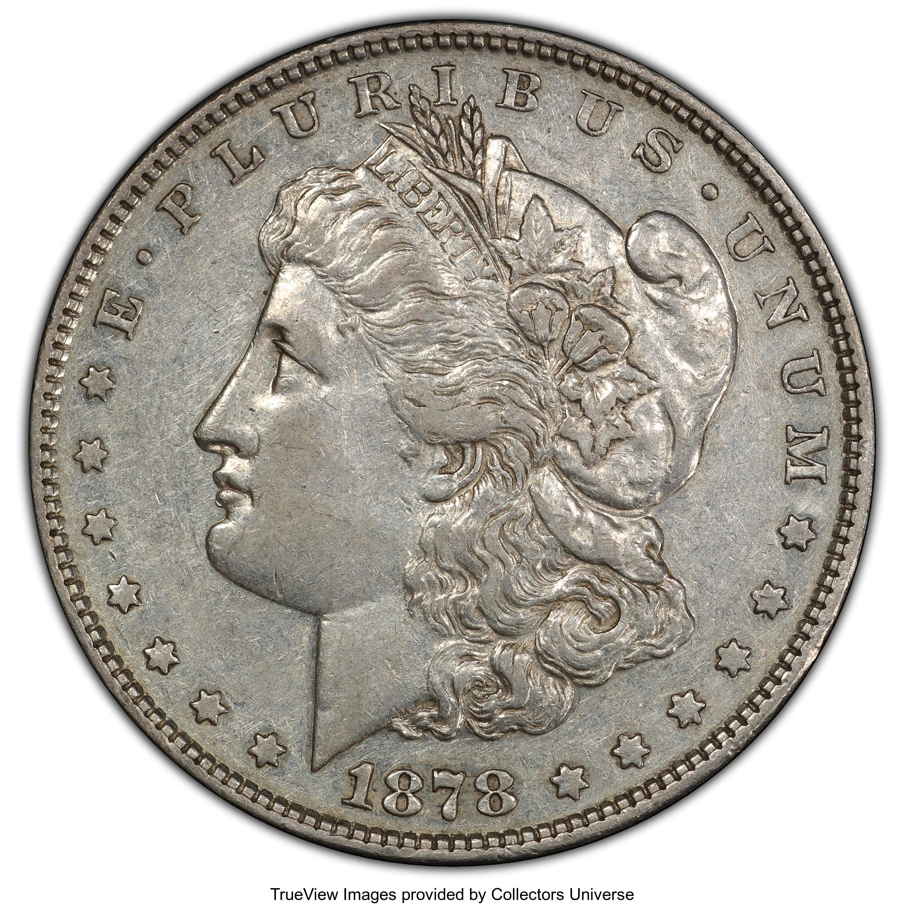sample image for 1878 8TF $1  MS VAM-14.14 Eye Chip