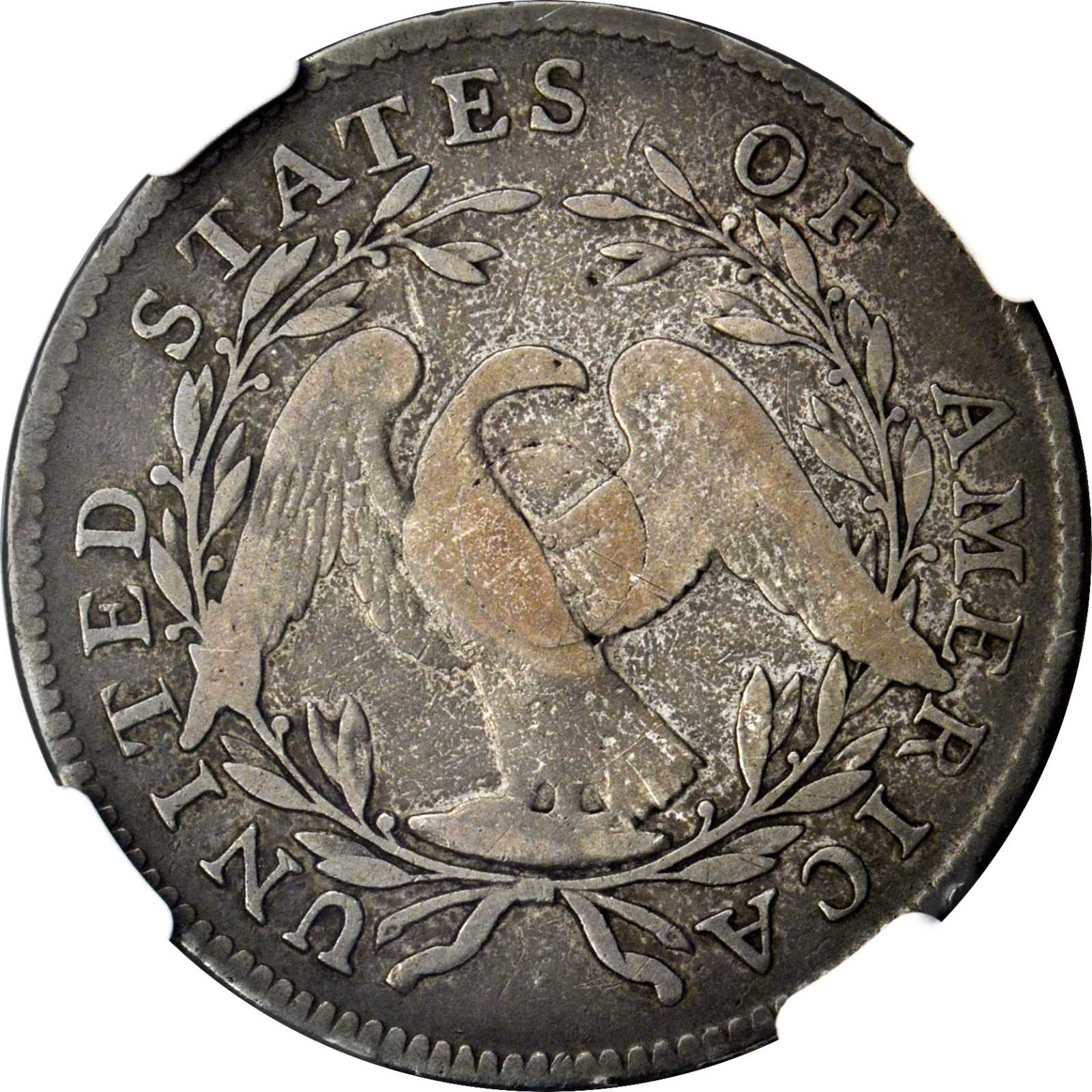 sample image for 1795 50c MS Silver Plug Small Head
